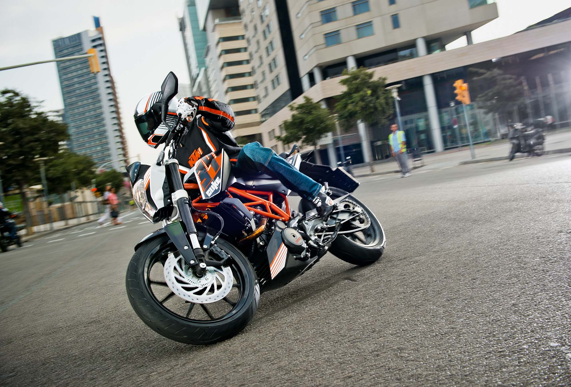 Modified KTM Duke Image, Prices