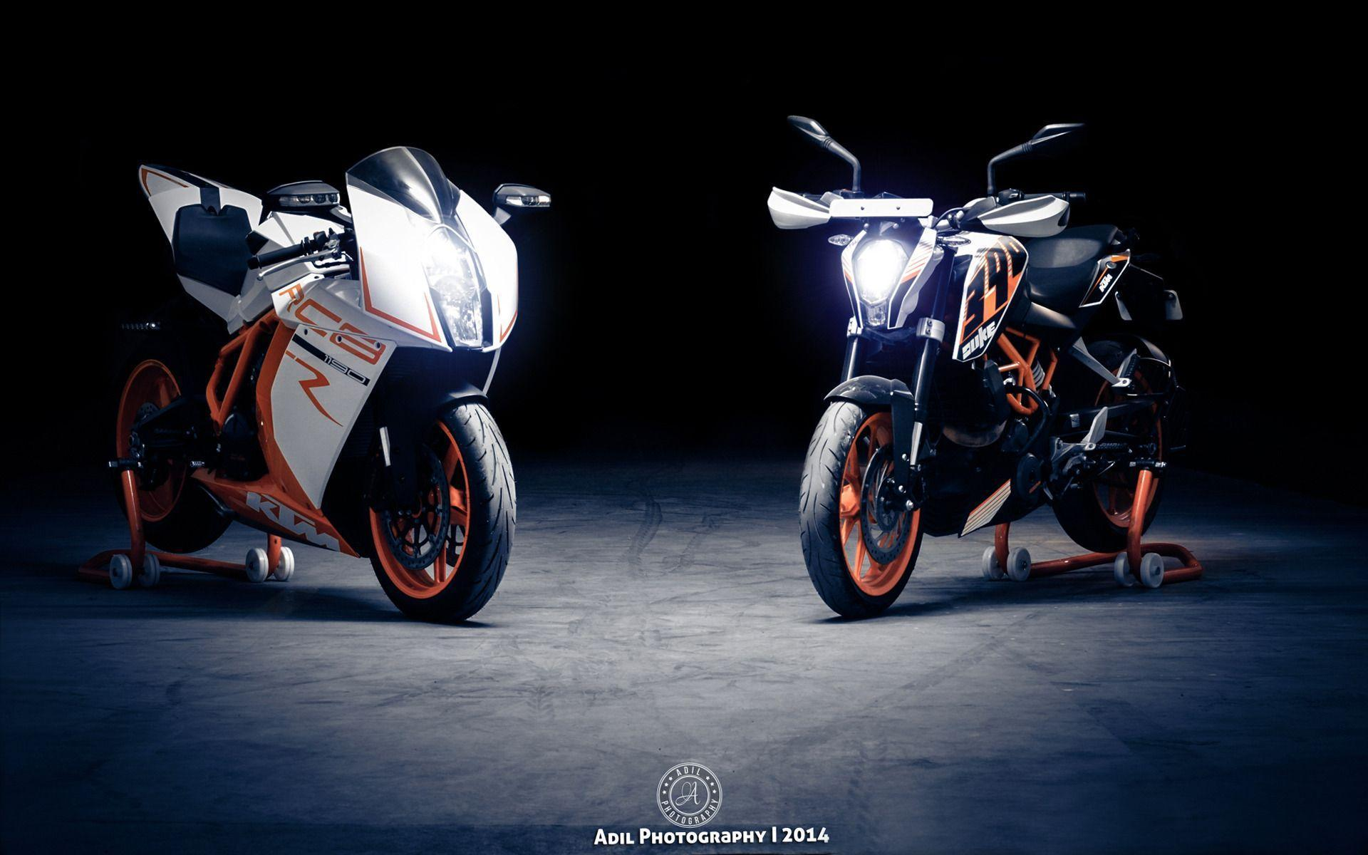 KTM Duke Bike HD Wallpapers