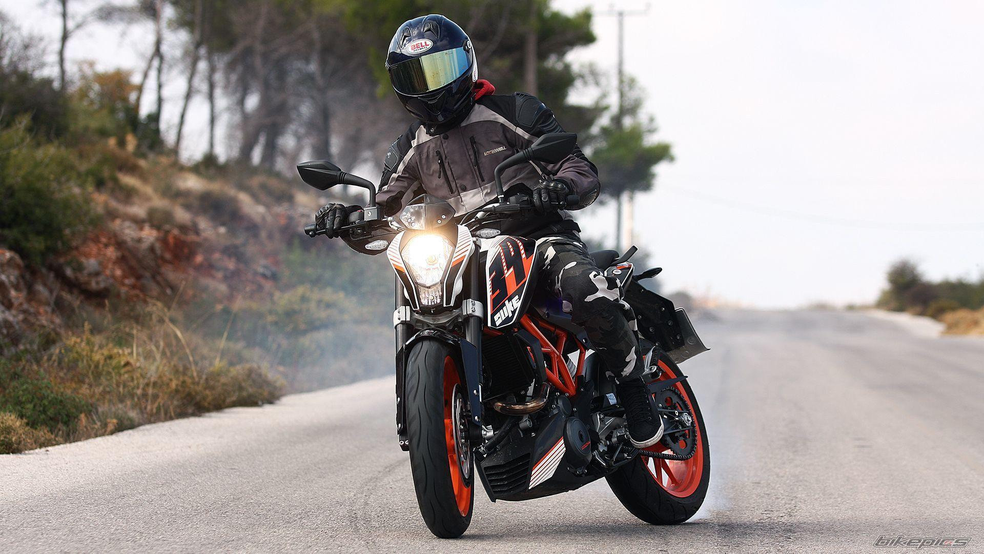 KTM Duke 390 ABS one of the top most bike.