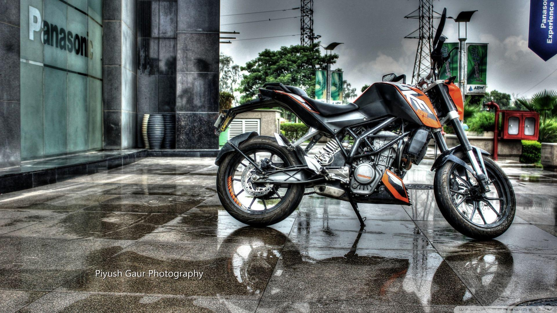 KTM DUKE 200 HD desktop wallpapers : Widescreen : High Definition