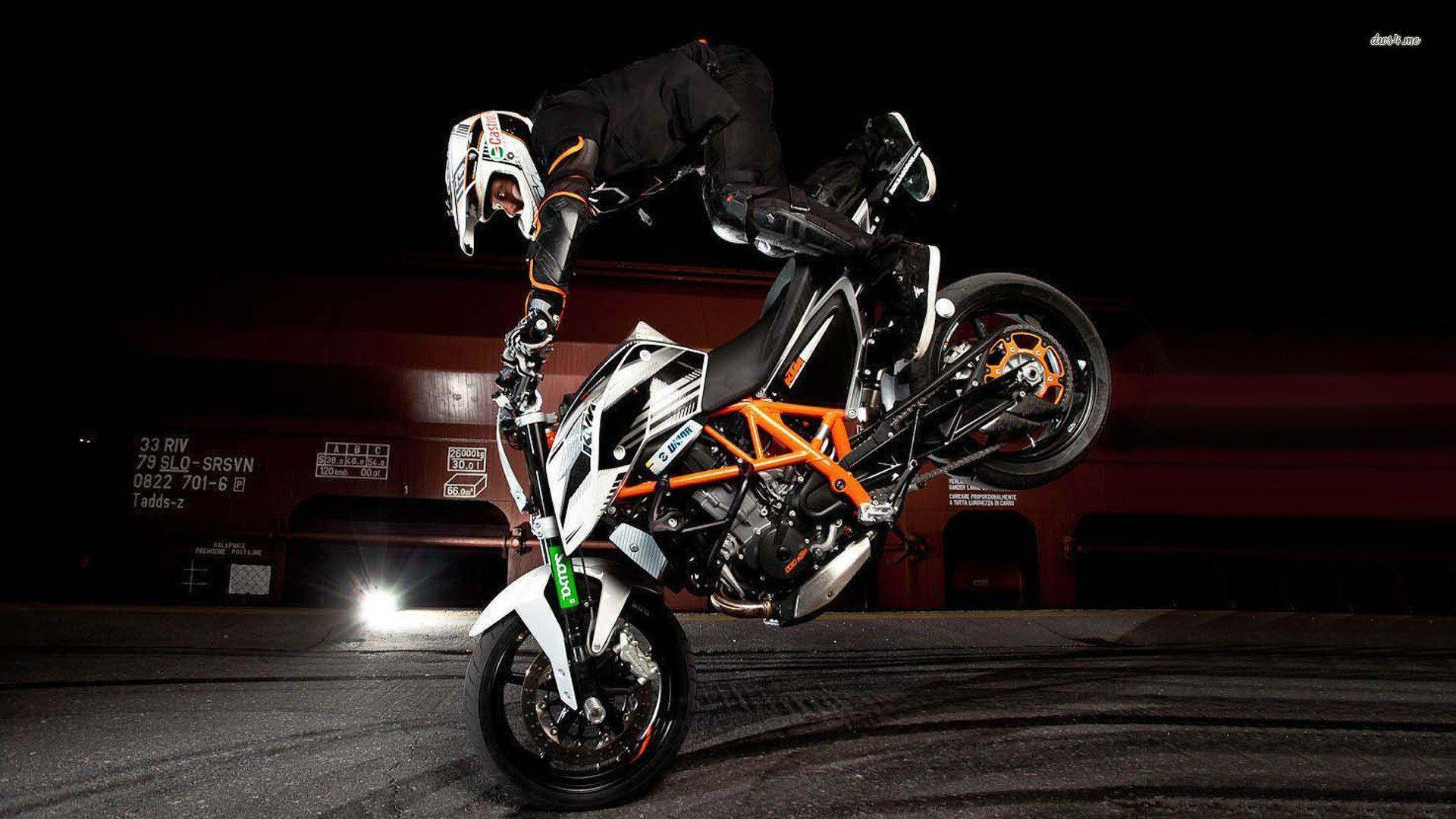 Ktm Duke Bike Hd Image Download