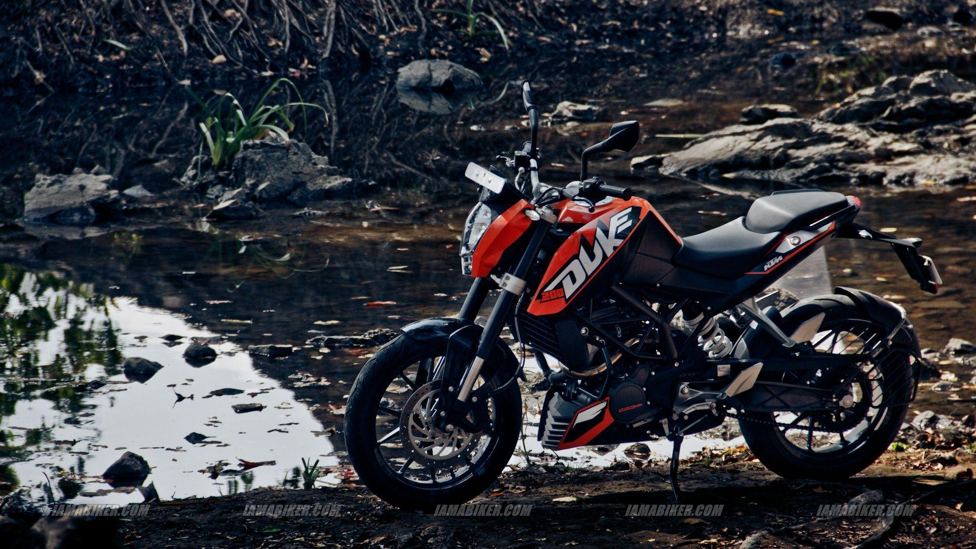 Ktm Duke Bike Full Hd Image
