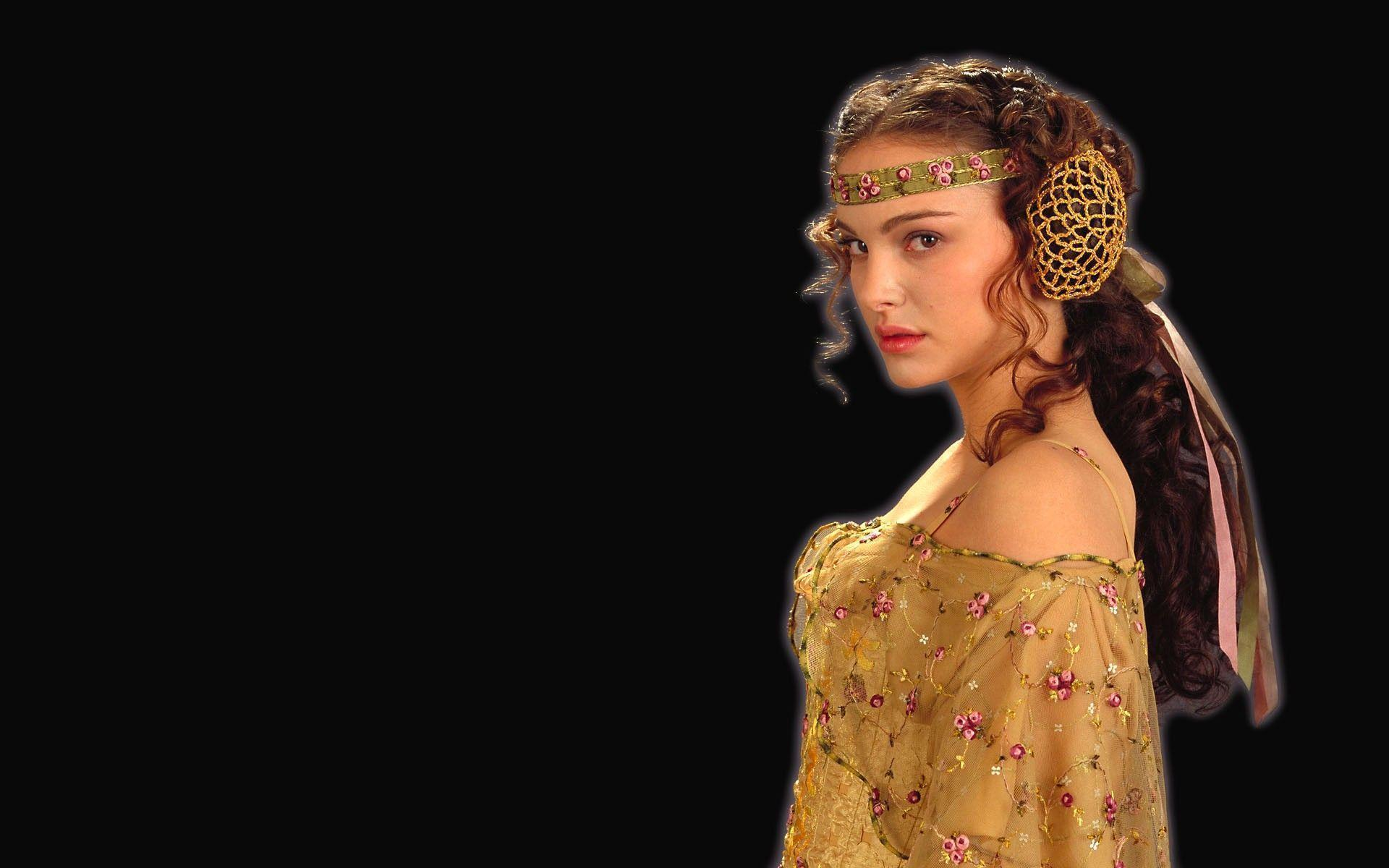 Натали Портман Принцесса