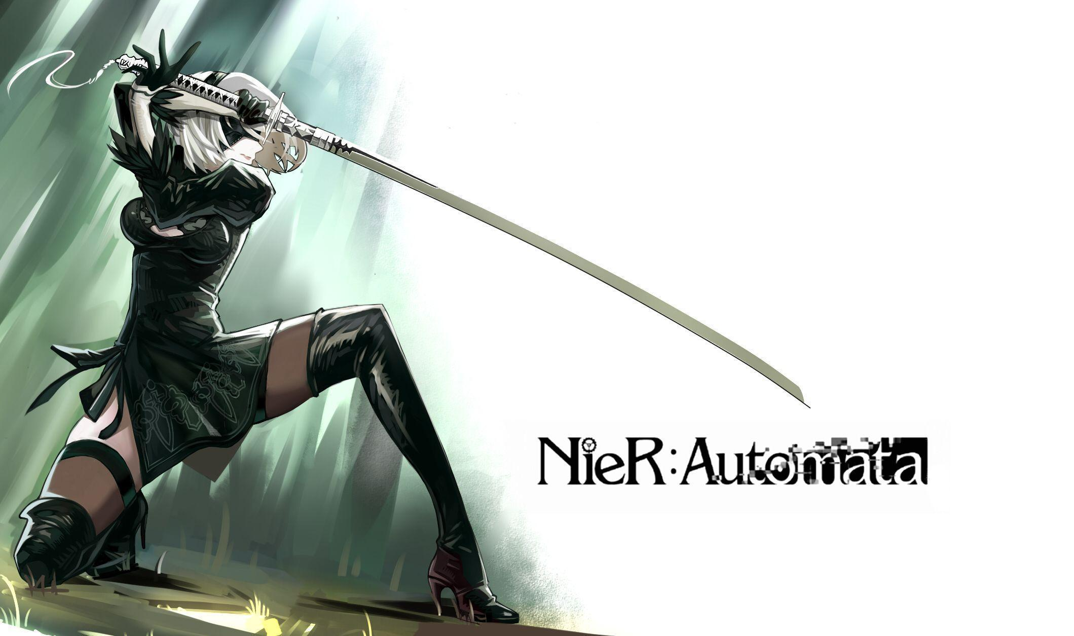 Nier Automata Wallpapers Wallpaper Cave