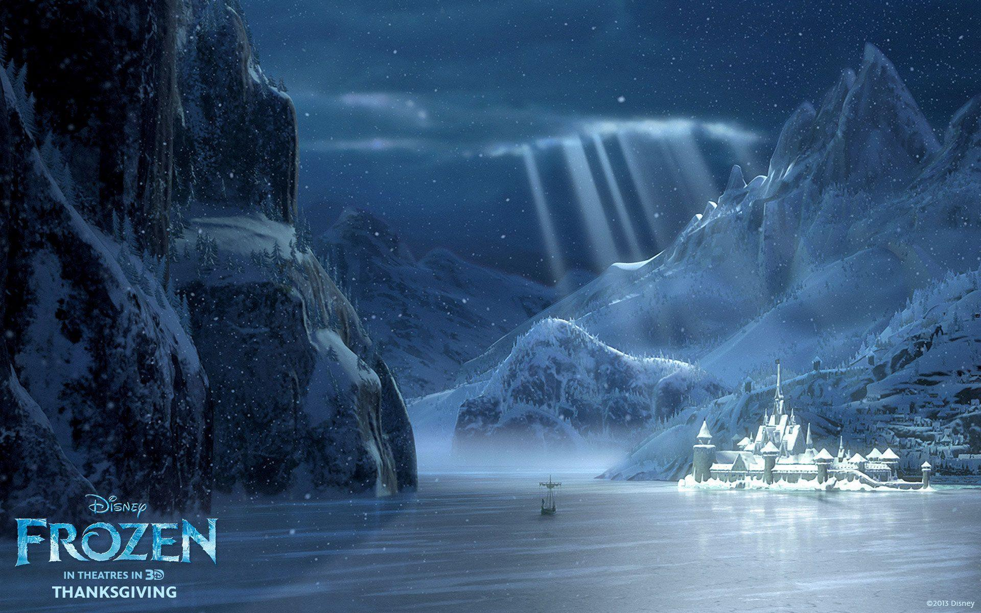 Frozen 2013 Movie Wallpapers [HD] & Facebook Timeline Covers