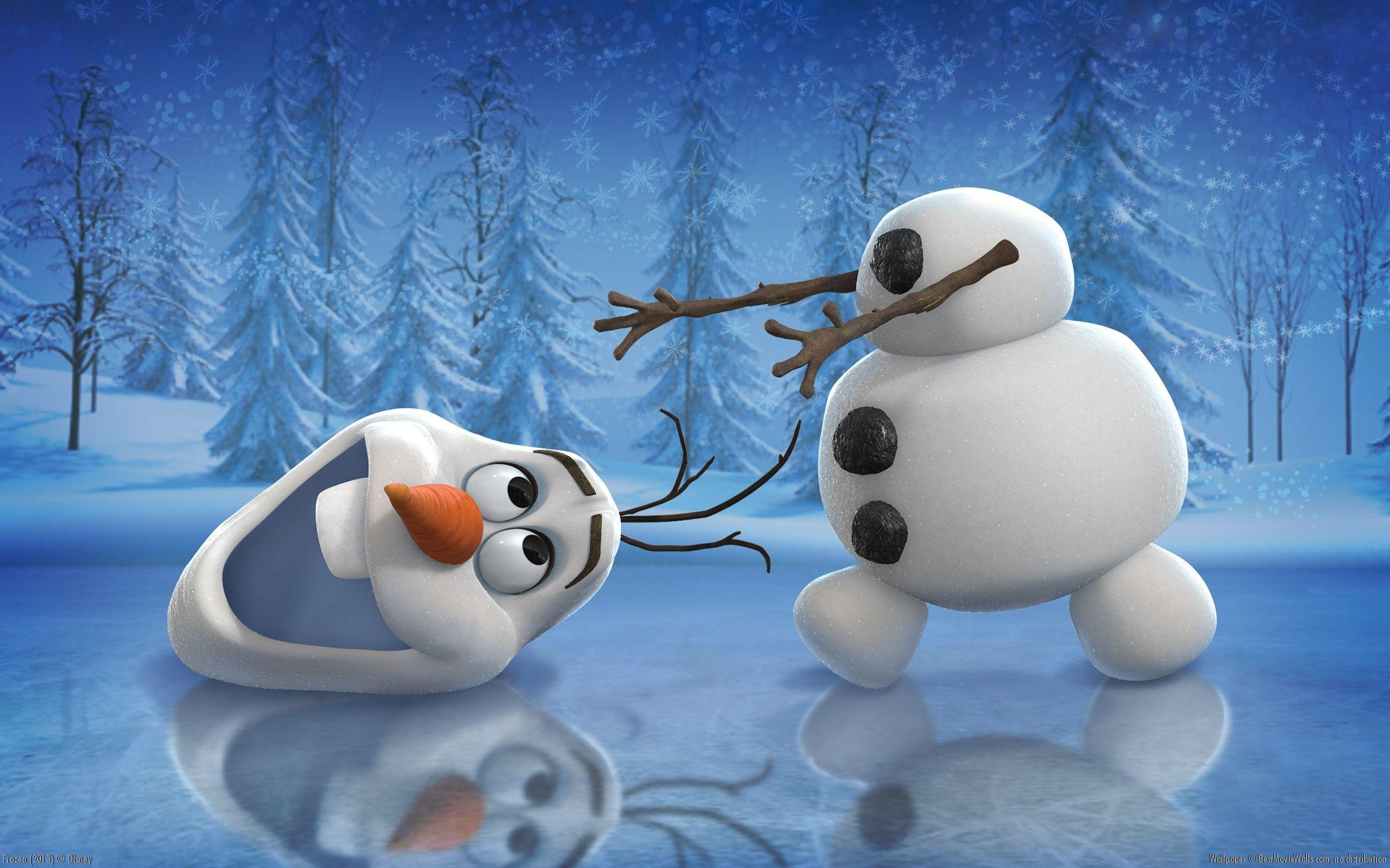 The Most Amazing & Best 'Frozen' Wallpapers On The Web
