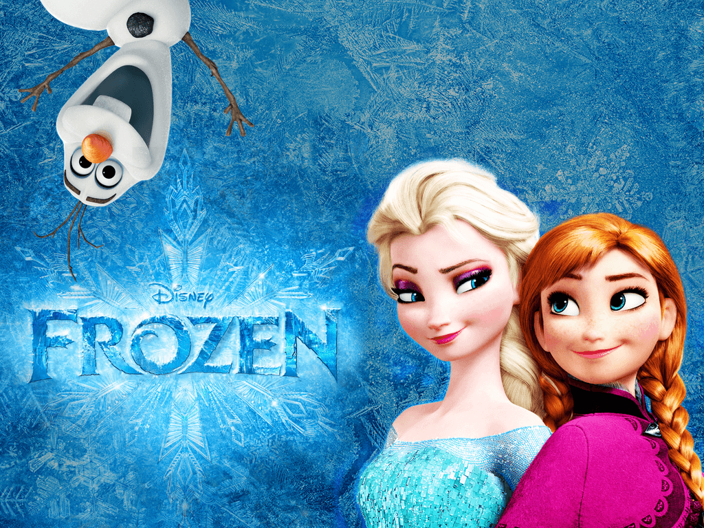 The Animated Movie Frozen Wallpapers