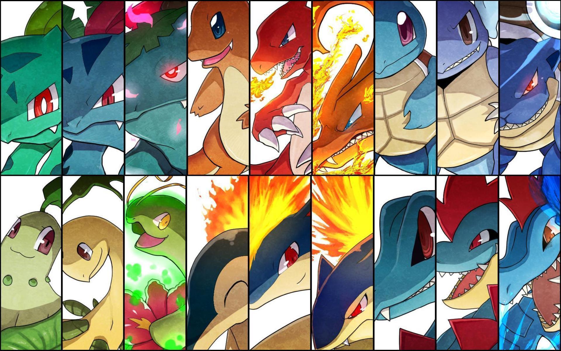 Pokemon Phone | Wallpaper Gallery |Starter Pokemon Phone Wallpaper