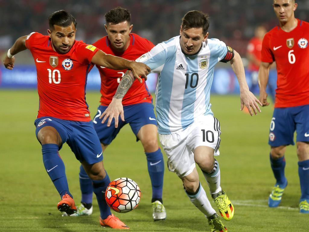 WC Qualifiers South America » News » Revenge for Argentina ...