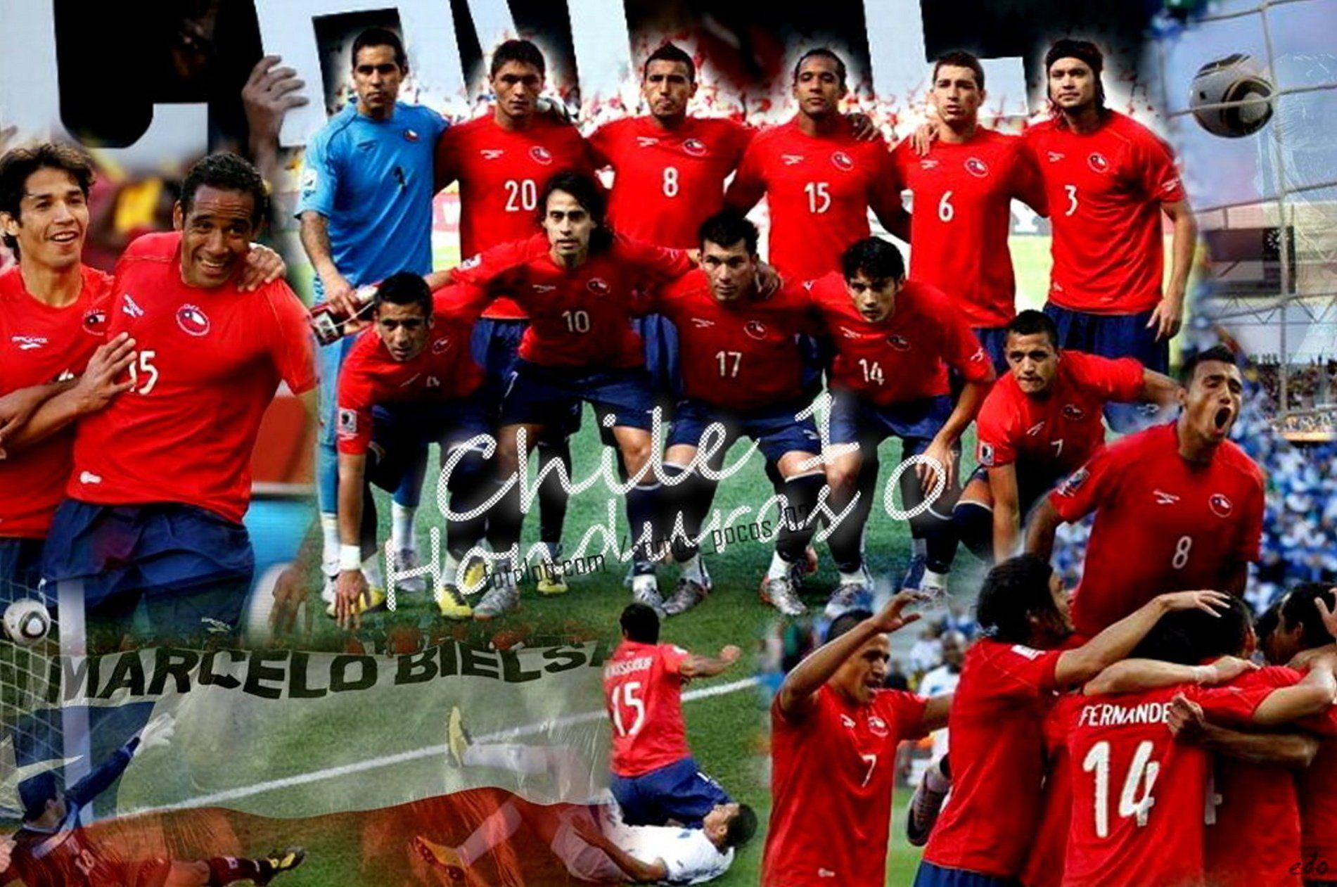 Chile Football Team Wallpapers