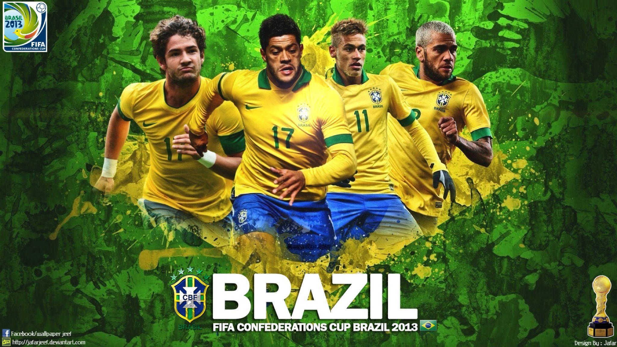 Brazil National Football Team Background 10