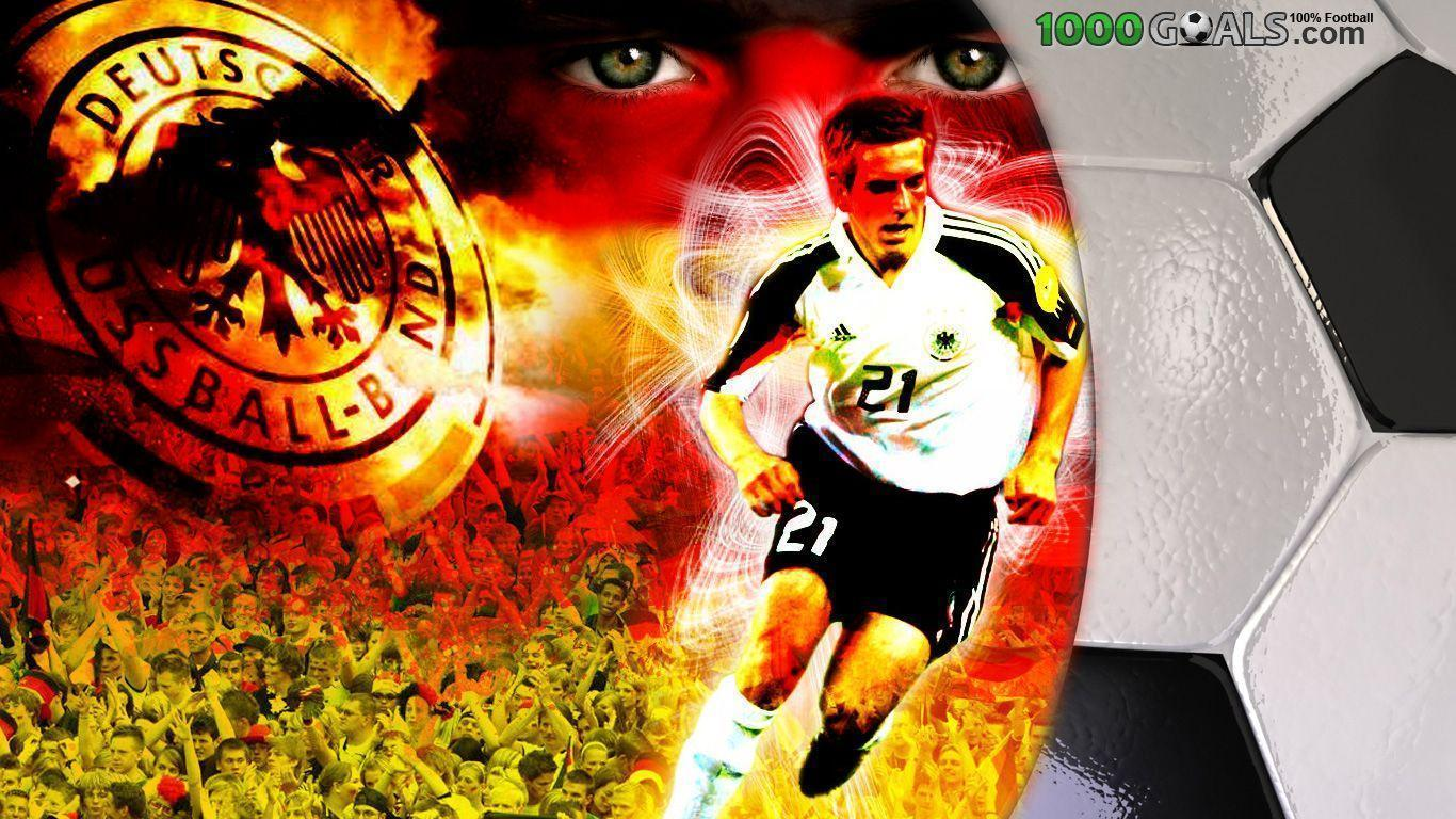 Euro 2012 Germany national team wallpapers