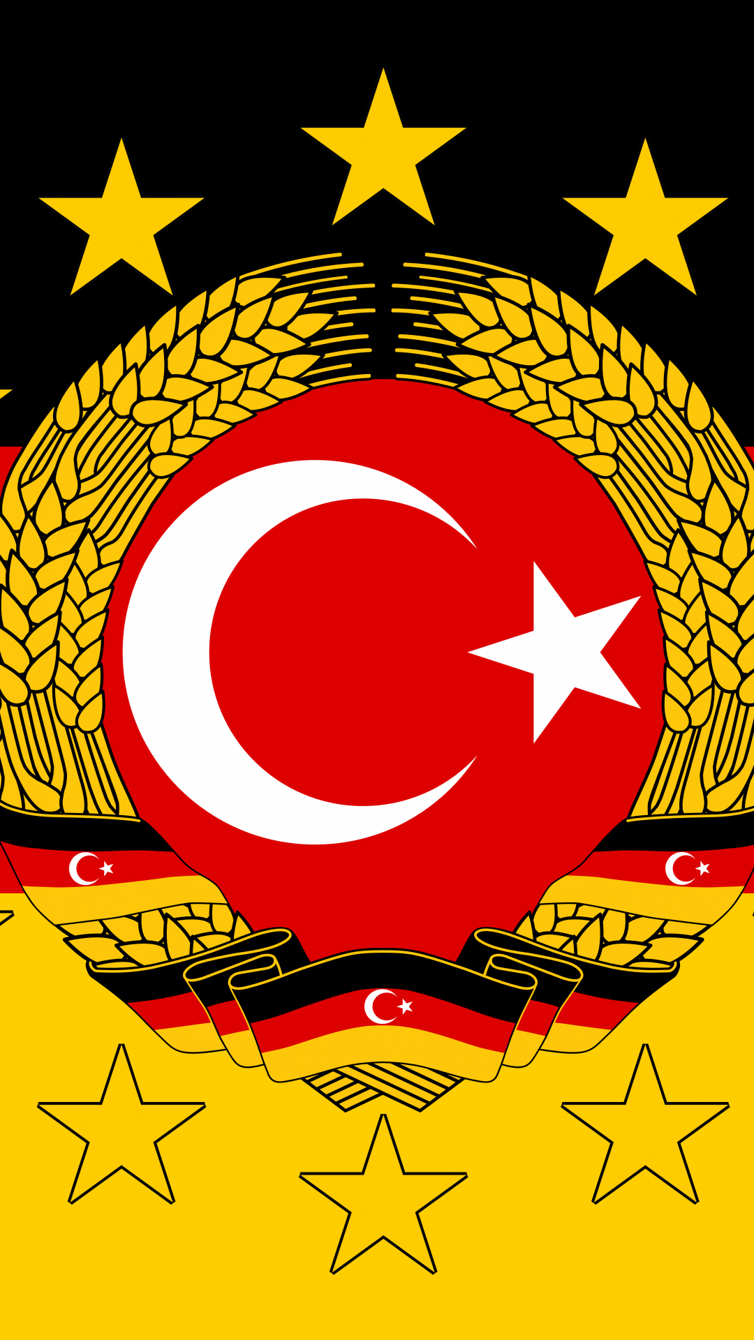 turkish flag wallpapers wallpaper cave