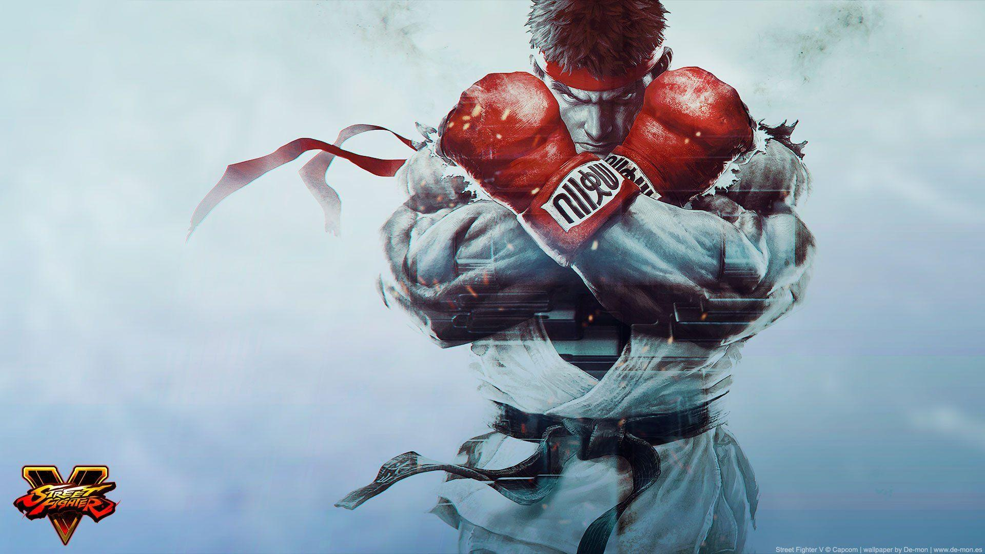 Street Fighter V Wallpapers Wallpaper Cave