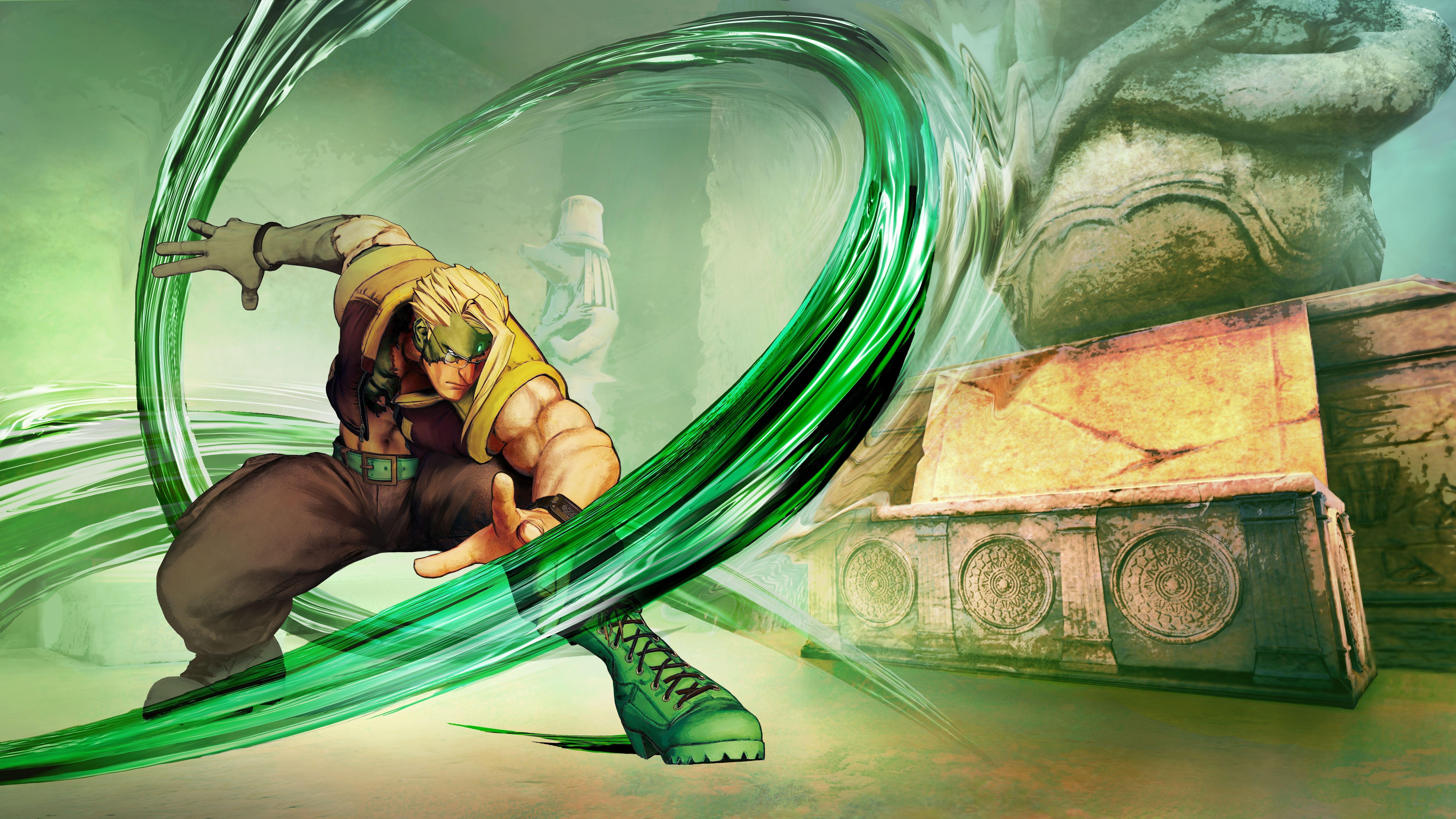 Street Fighter V Wallpapers Wallpaper Cave
