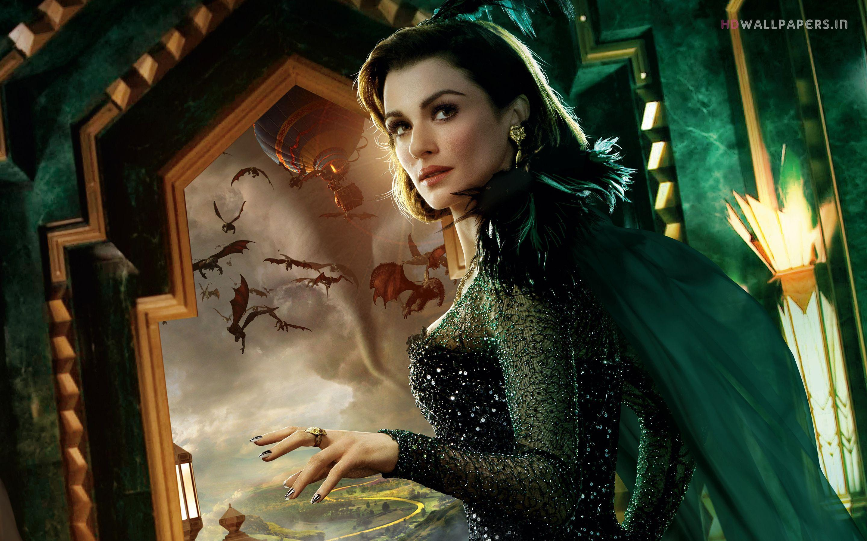Rachel Weisz Oz the Great and Powerful Wallpapers | HD Wallpapers