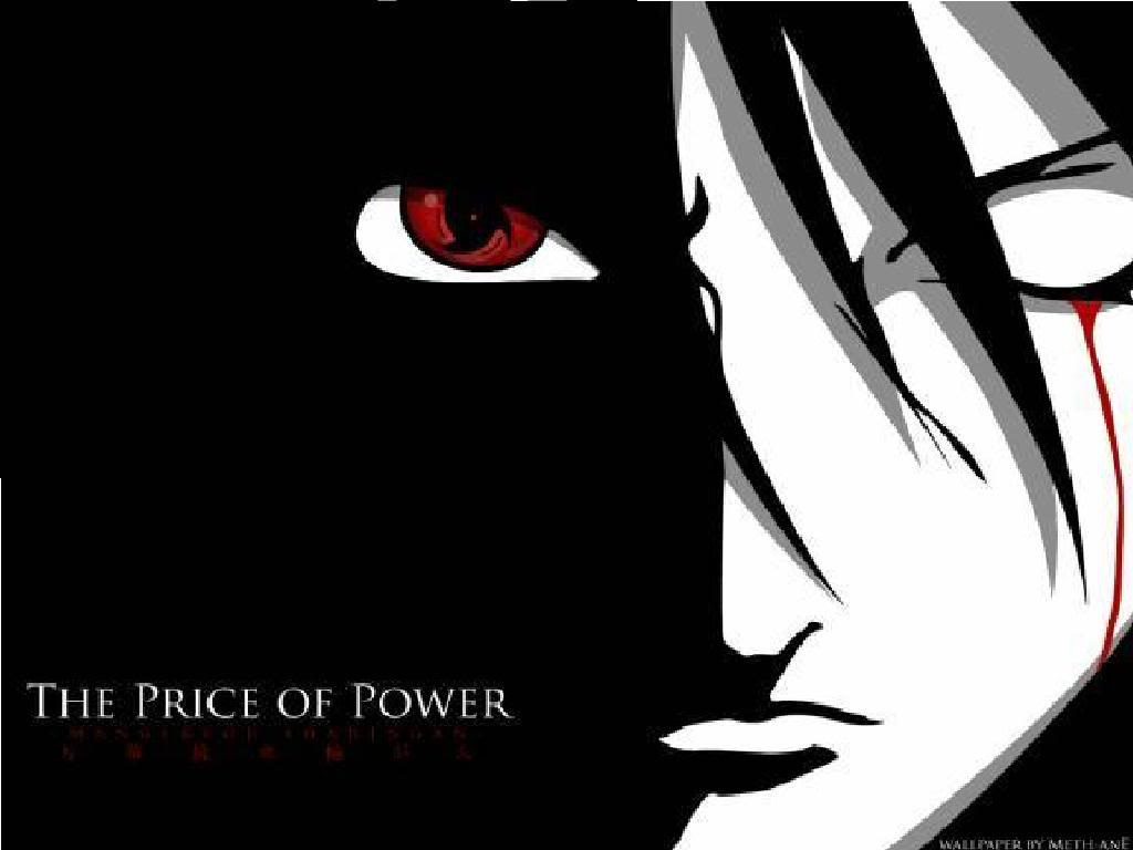 Uchiha Sasuke Sharingan Wallpaper HD.