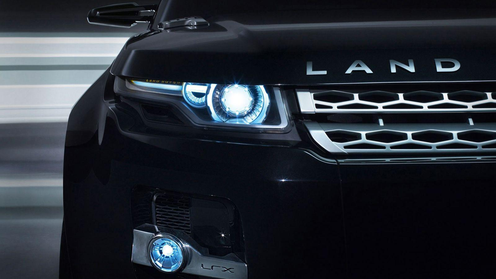 Black Land Rover Front HD Wallpaper | Land Rover | Pinterest ...