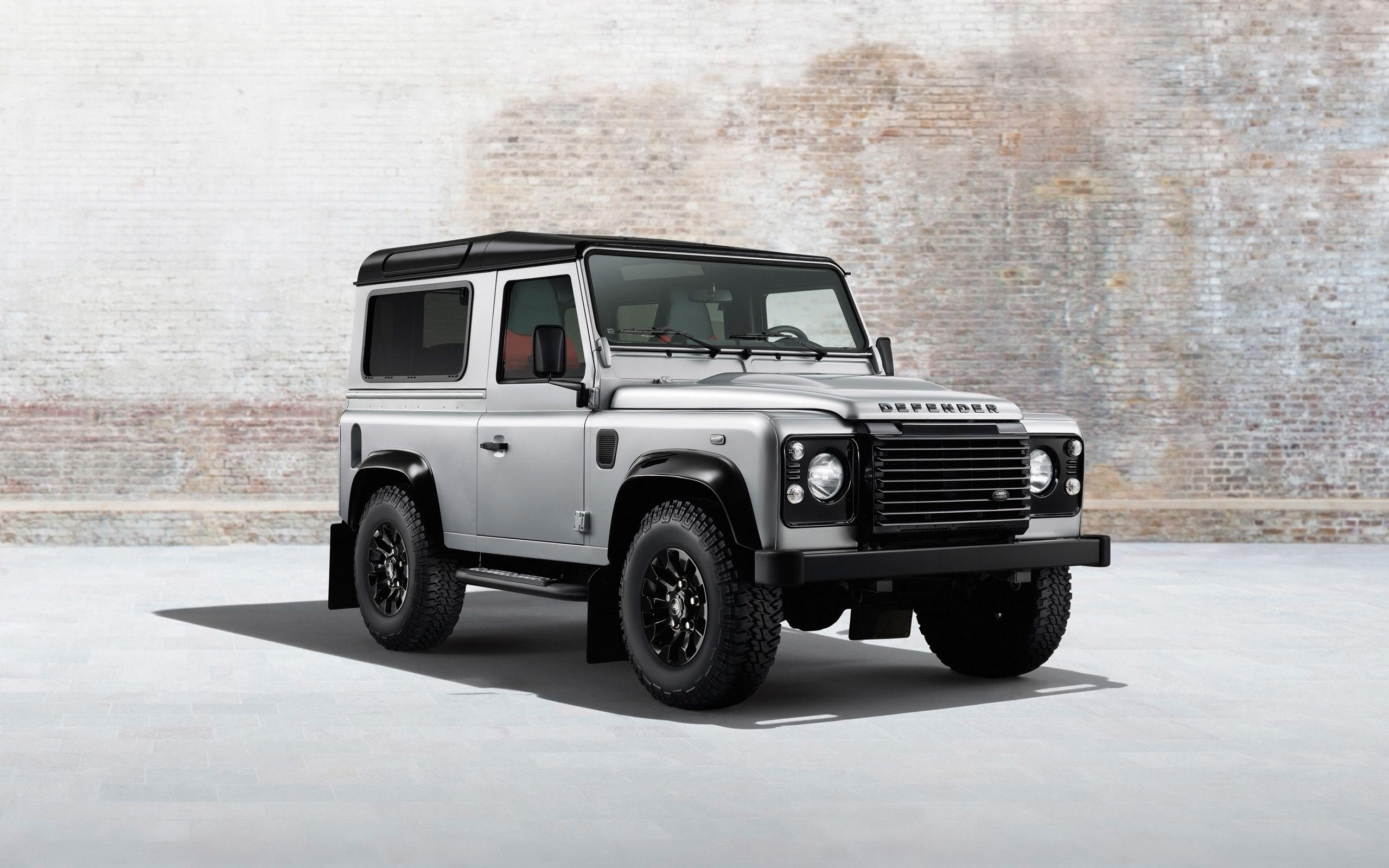 2014 Land Rover Defender Wallpaper | HD Car Wallpapers