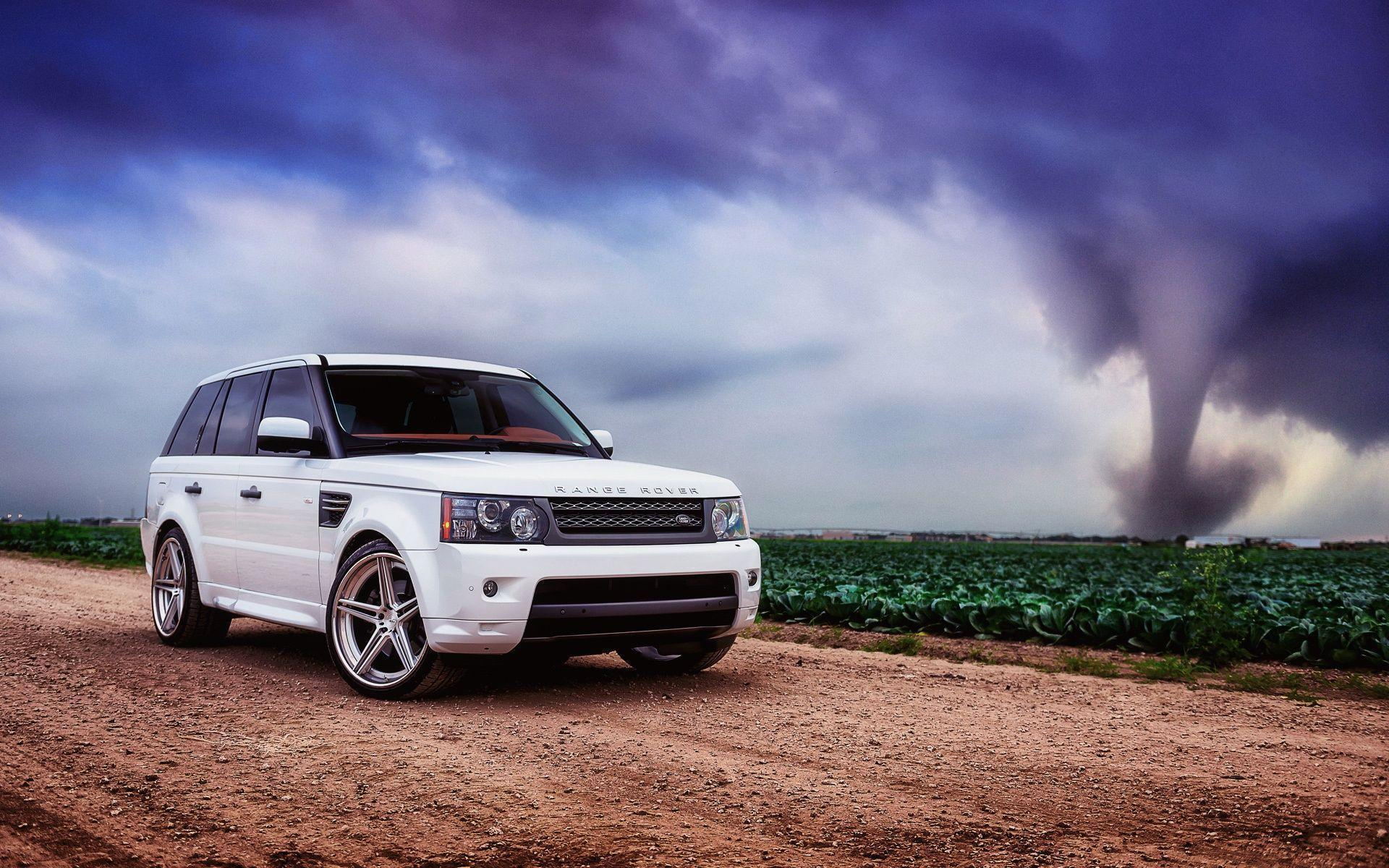 HD Range Rover Wallpapers & Range Rover Background Images For Download