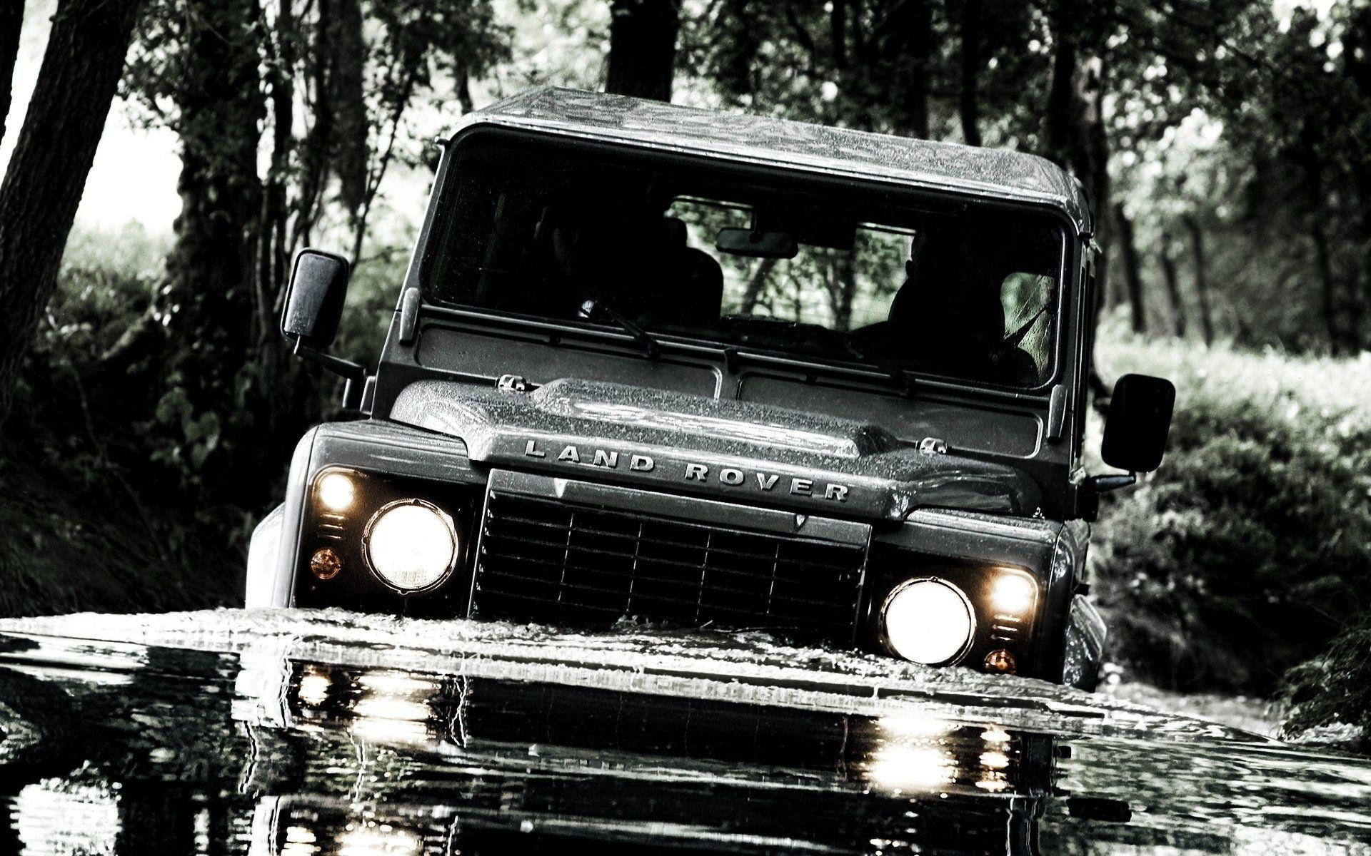 Land Rover Computer Wallpapers, Desktop Backgrounds | 1920x1200 ...