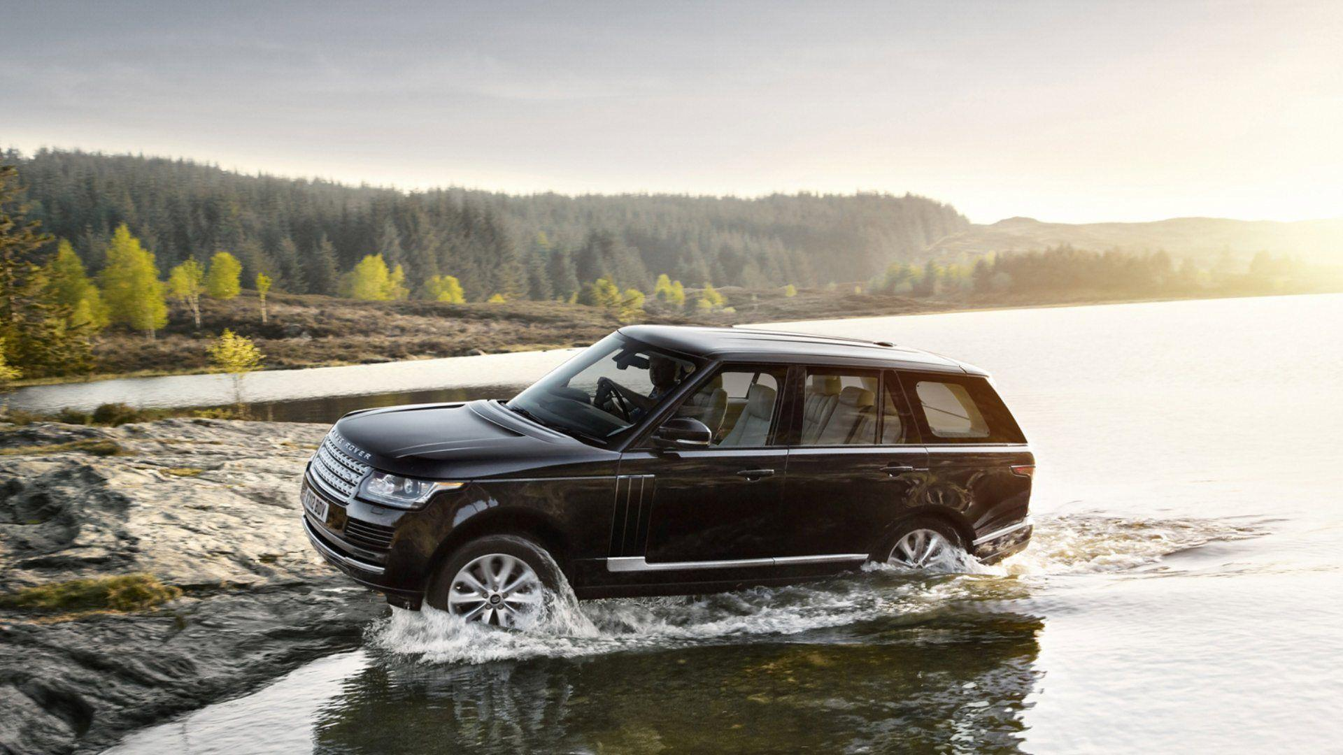 wallpaper: 2013 Land Rover Range Rover Wallpapers