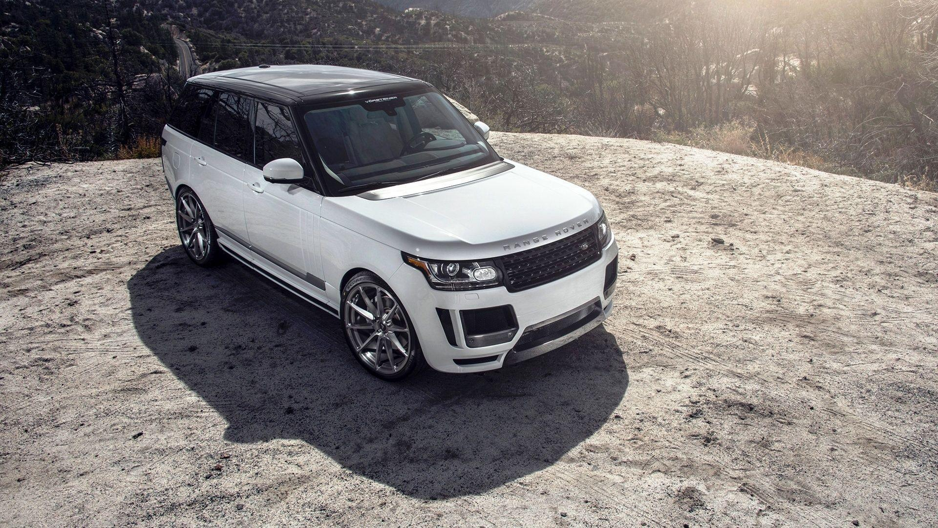 2015 Land Rover Range Rover Wallpaper | HD Car Wallpapers