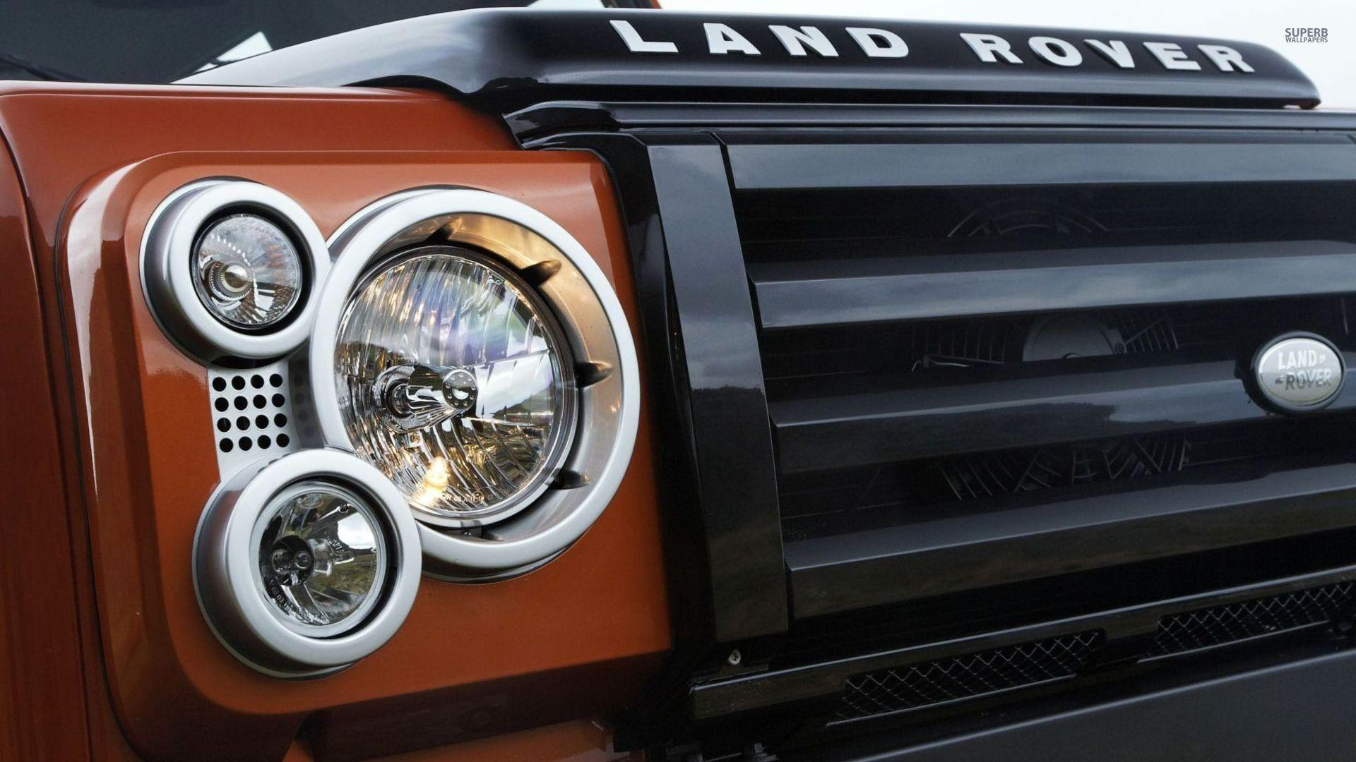 Wallpaper Land Rover Defender