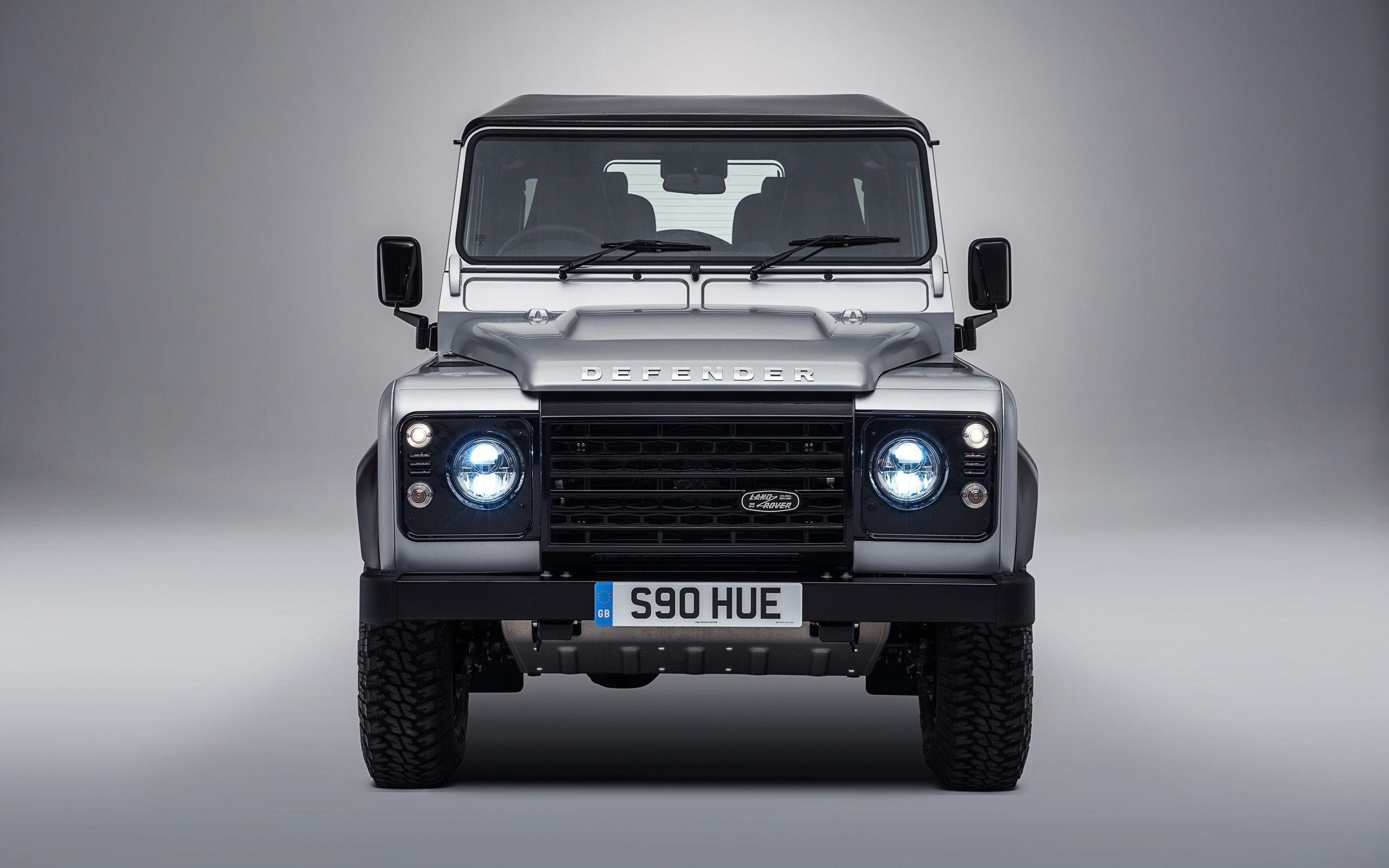 2015 Land Rover Defender 2 Wallpaper | HD Car Wallpapers