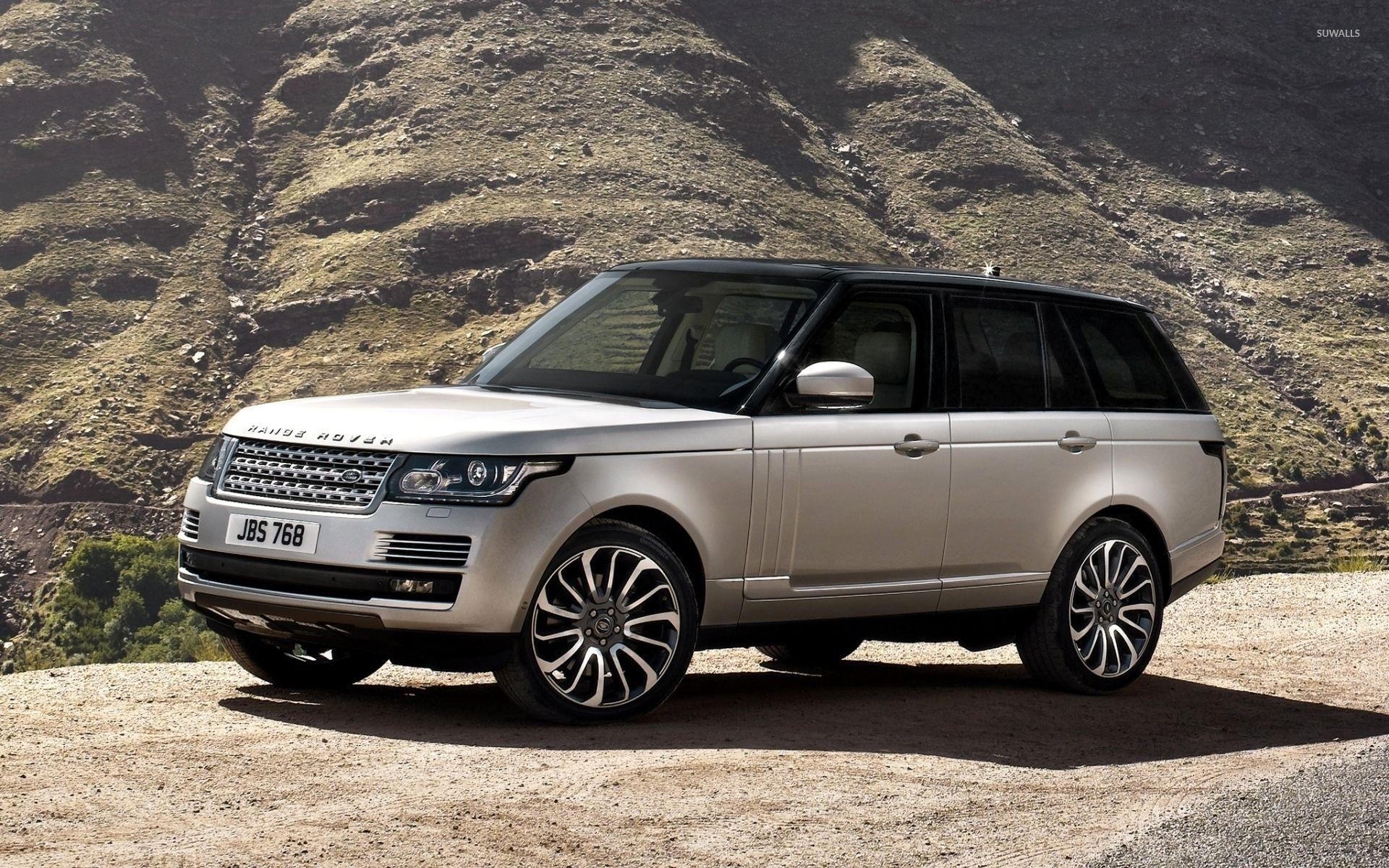 Land Rover Range Rover wallpaper - Car wallpapers - #39355