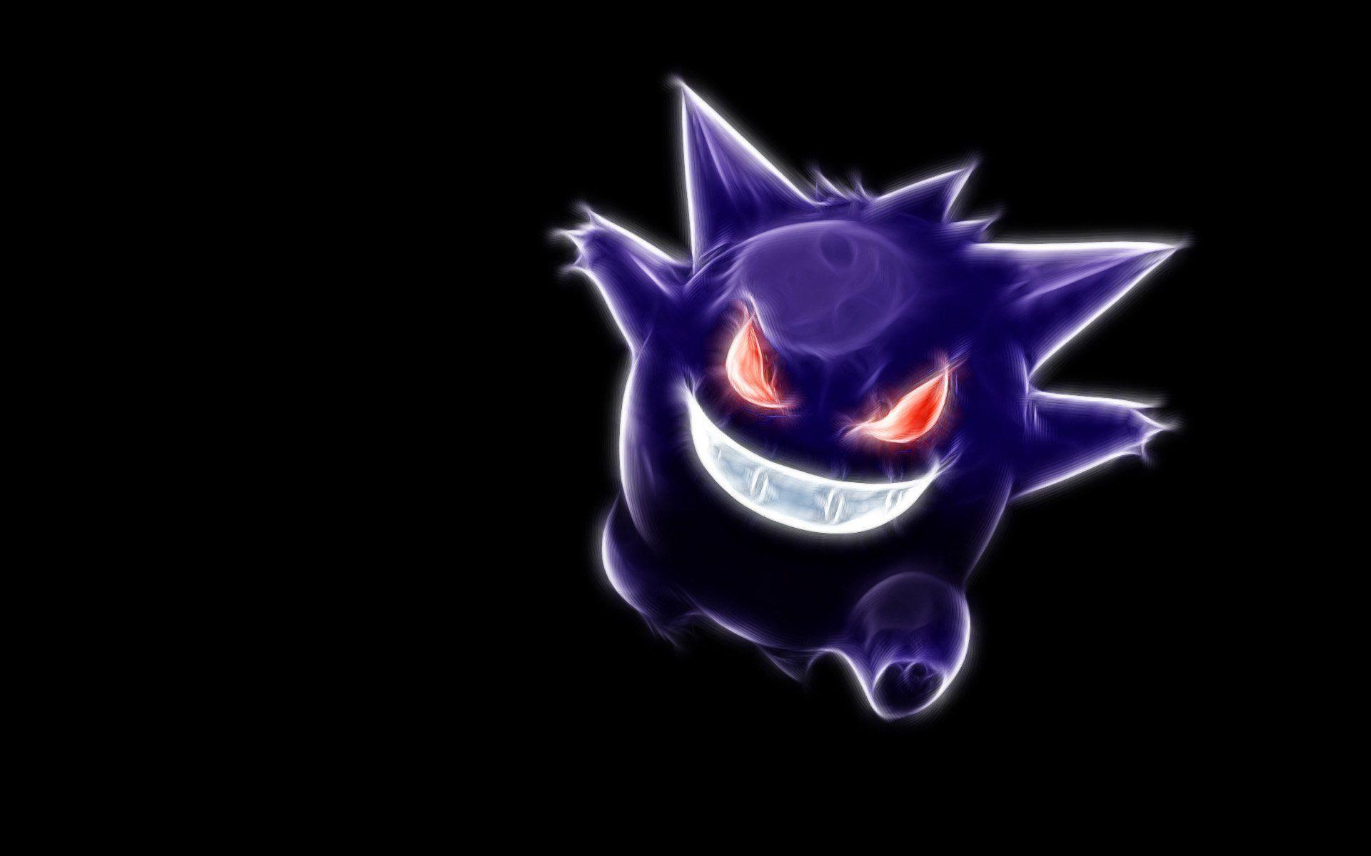 29 Gengar (Pokémon) HD Wallpapers | Background Images - Wallpaper ...
