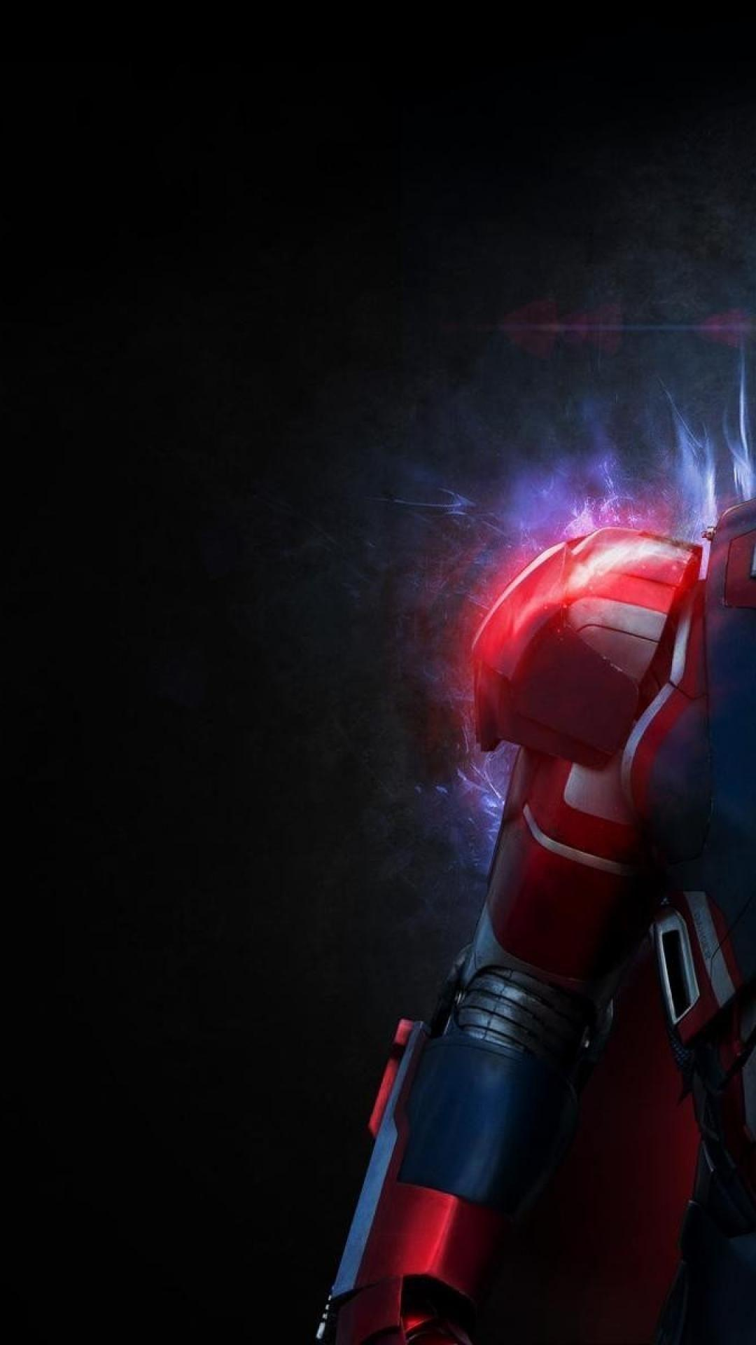 Ironman 3 Wallpapers For Mobile - Wallpaper Cave