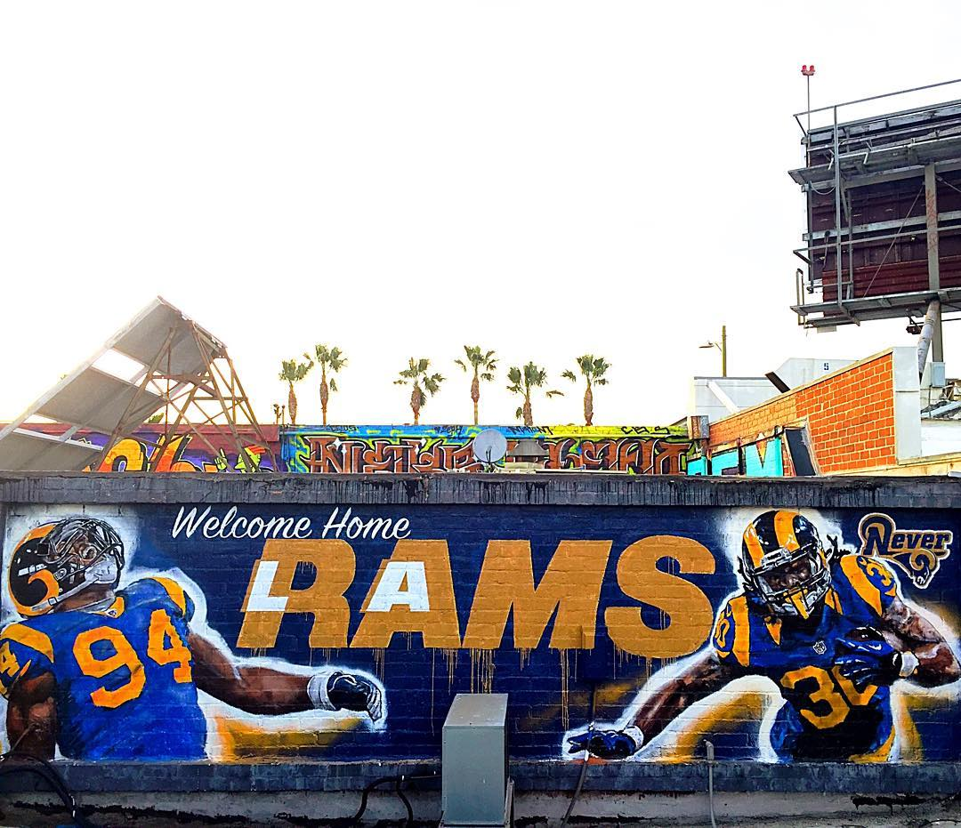 The Official Los Angeles Rams thread