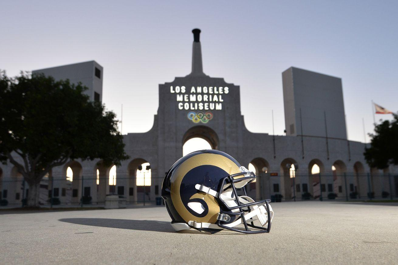 The Rams Kick Off Their Los Angeles Football Season
