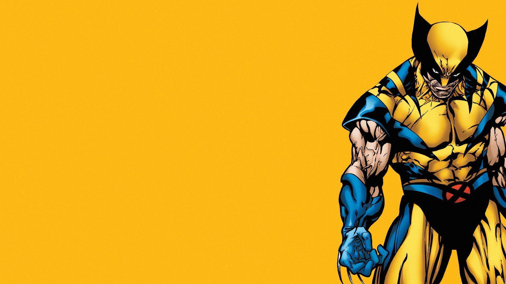 Wolverines wallpapers wallpaper cave - Wallpaper wolverine 4k ...