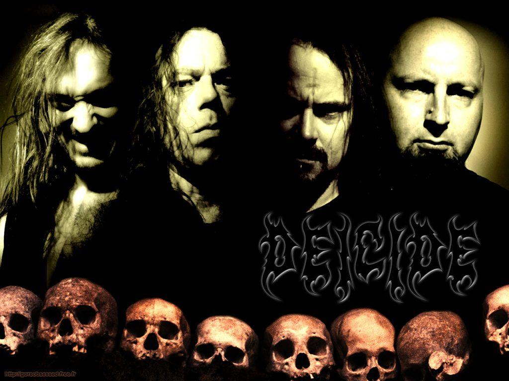 Awesome Image For Deicide Band Wallpaper