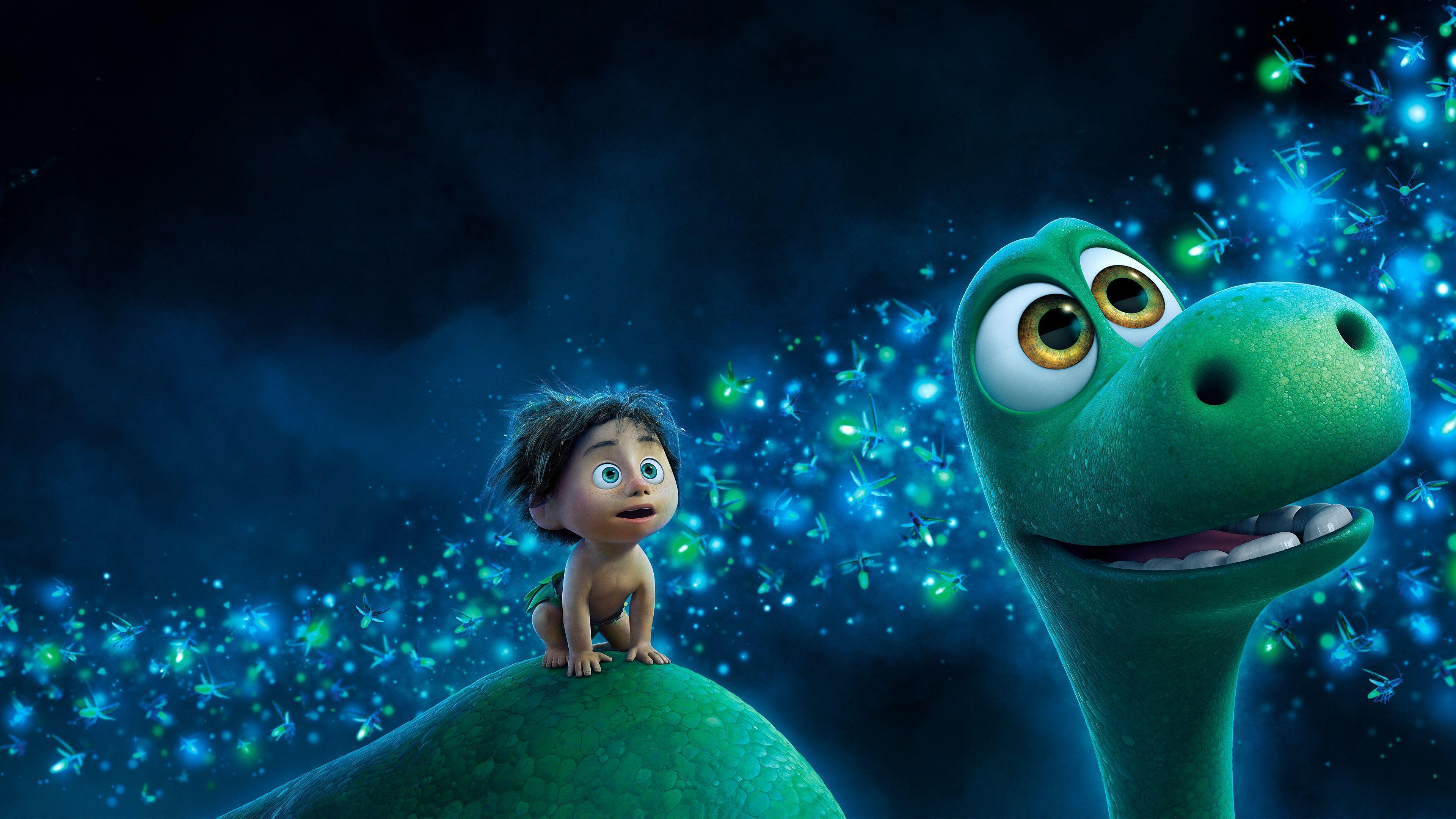 Arlo Spot The Good Dinosaur Wallpapers