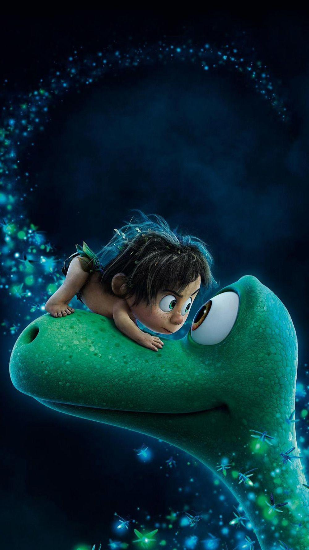 The Good Dinosaur: Downloadable Wallpapers for iOS & Android Phones