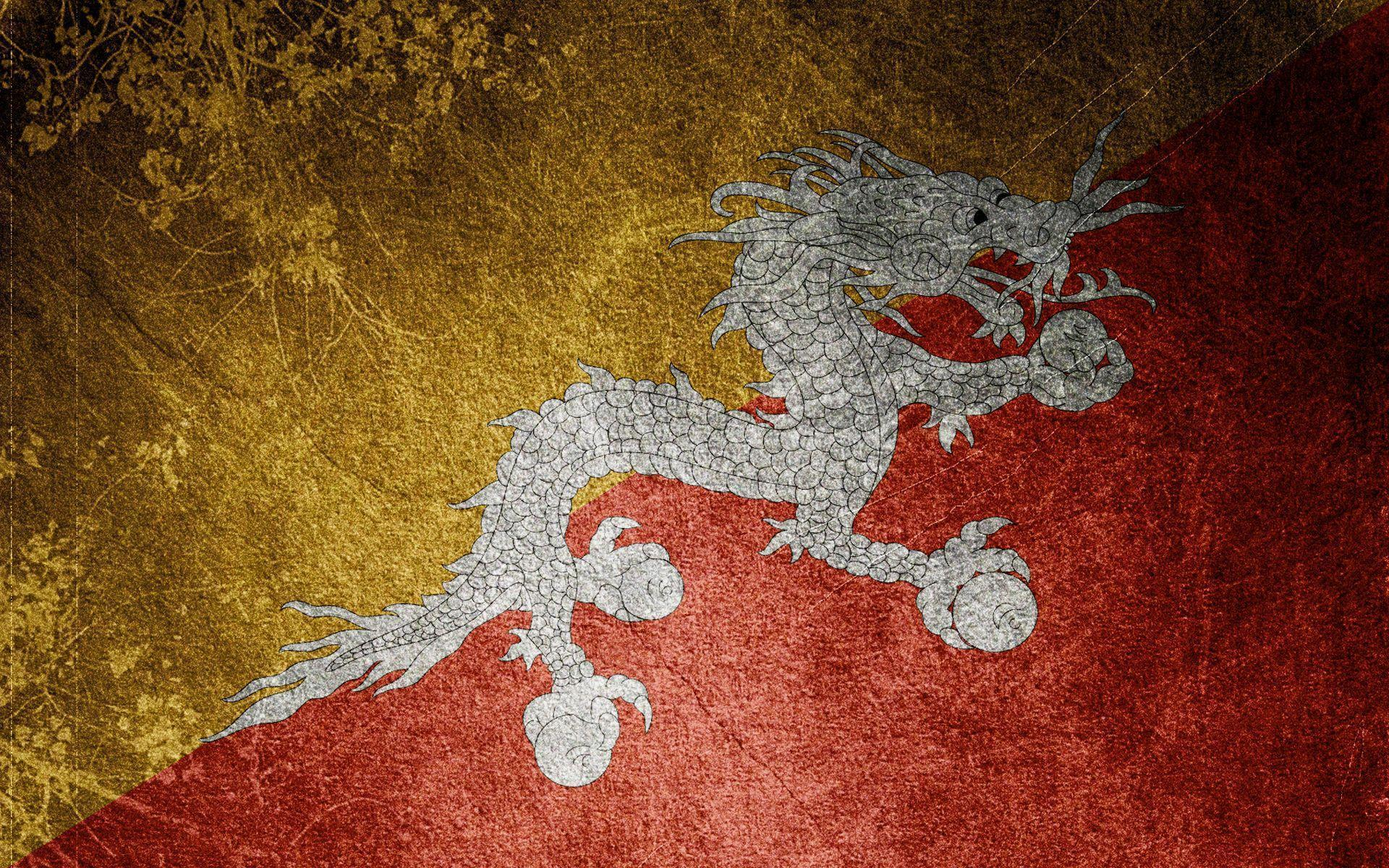 3 Flag Of Bhutan HD Wallpapers | Backgrounds - Wallpaper Abyss