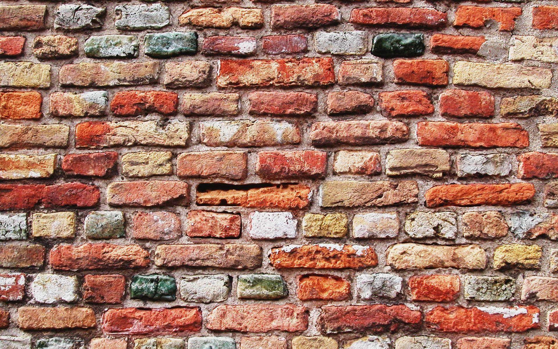 Brick Walls Wallpapers - Wallpaper Cave