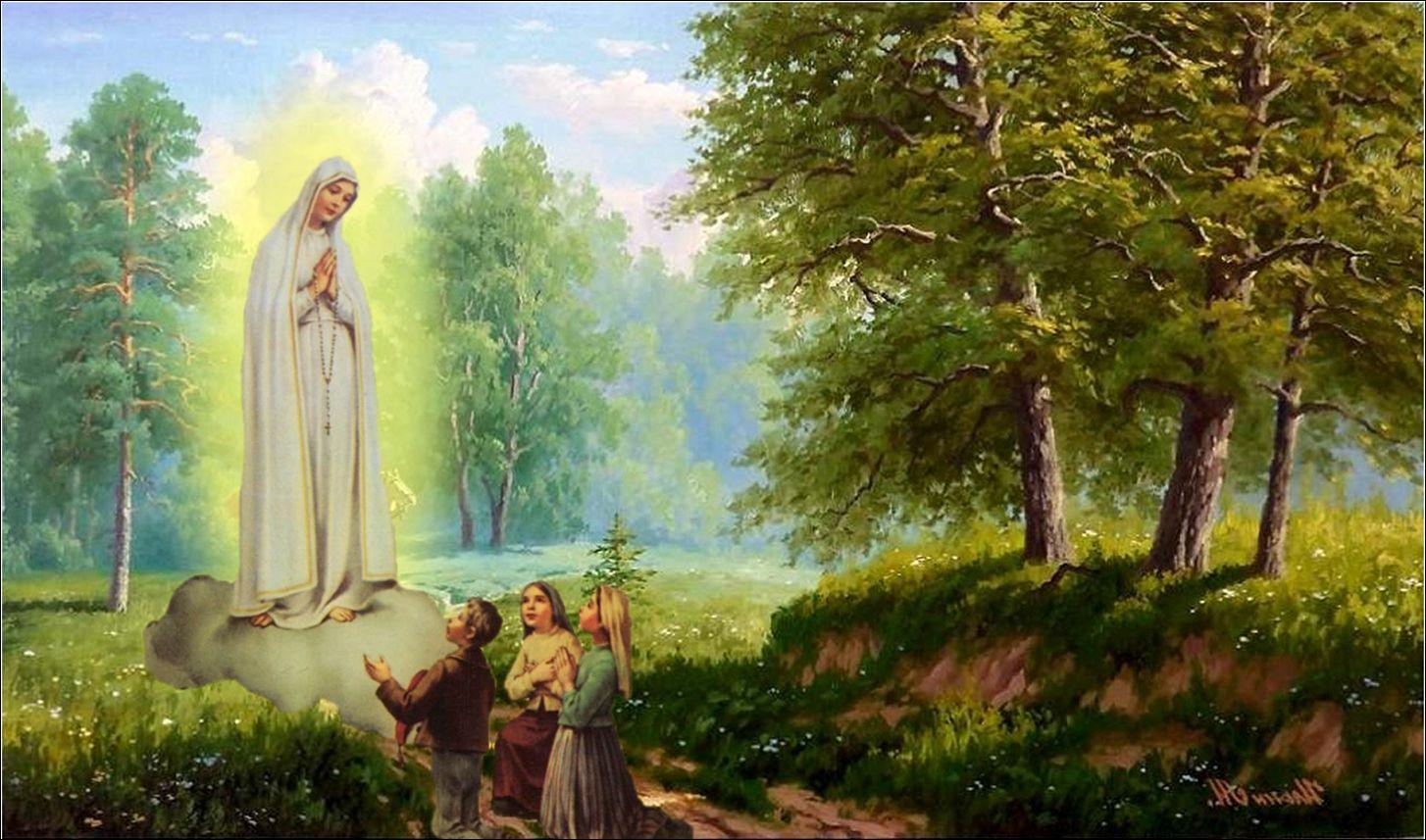 Our Lady Of Fátim...