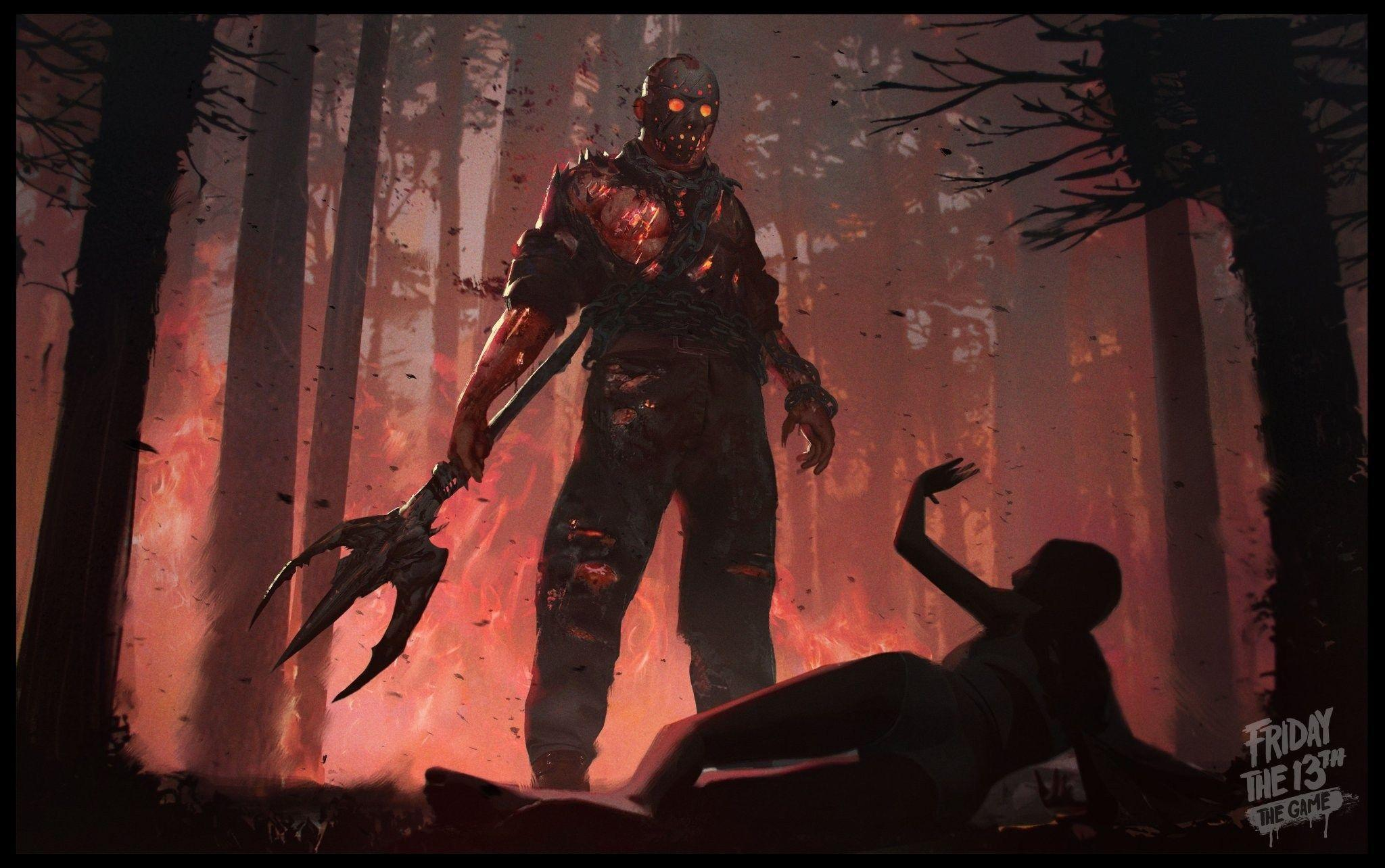 Friday 13th wallpapers wallpaper cave - Friday the thirteenth wallpaper ...