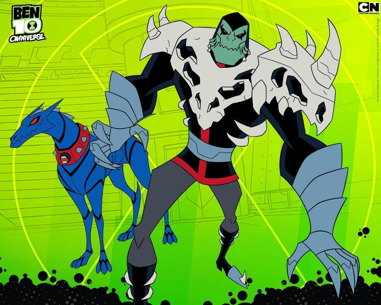 Ben 10: Omniverse Wallpapers