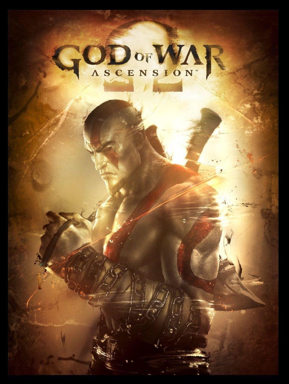 God Of War Ascension Wallpapers Wallpaper Cave