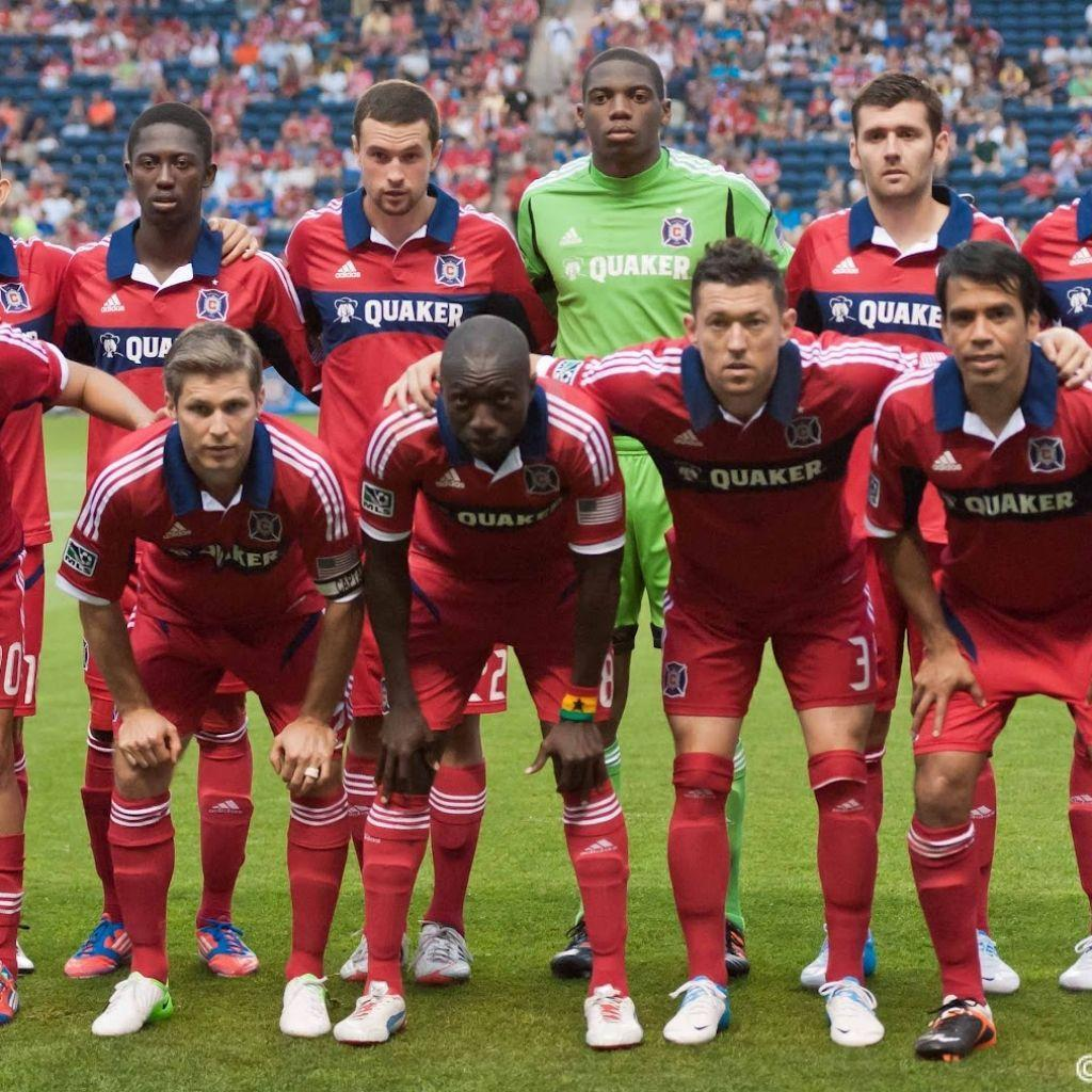 Chicago Fire Soccer Club Wallpapers