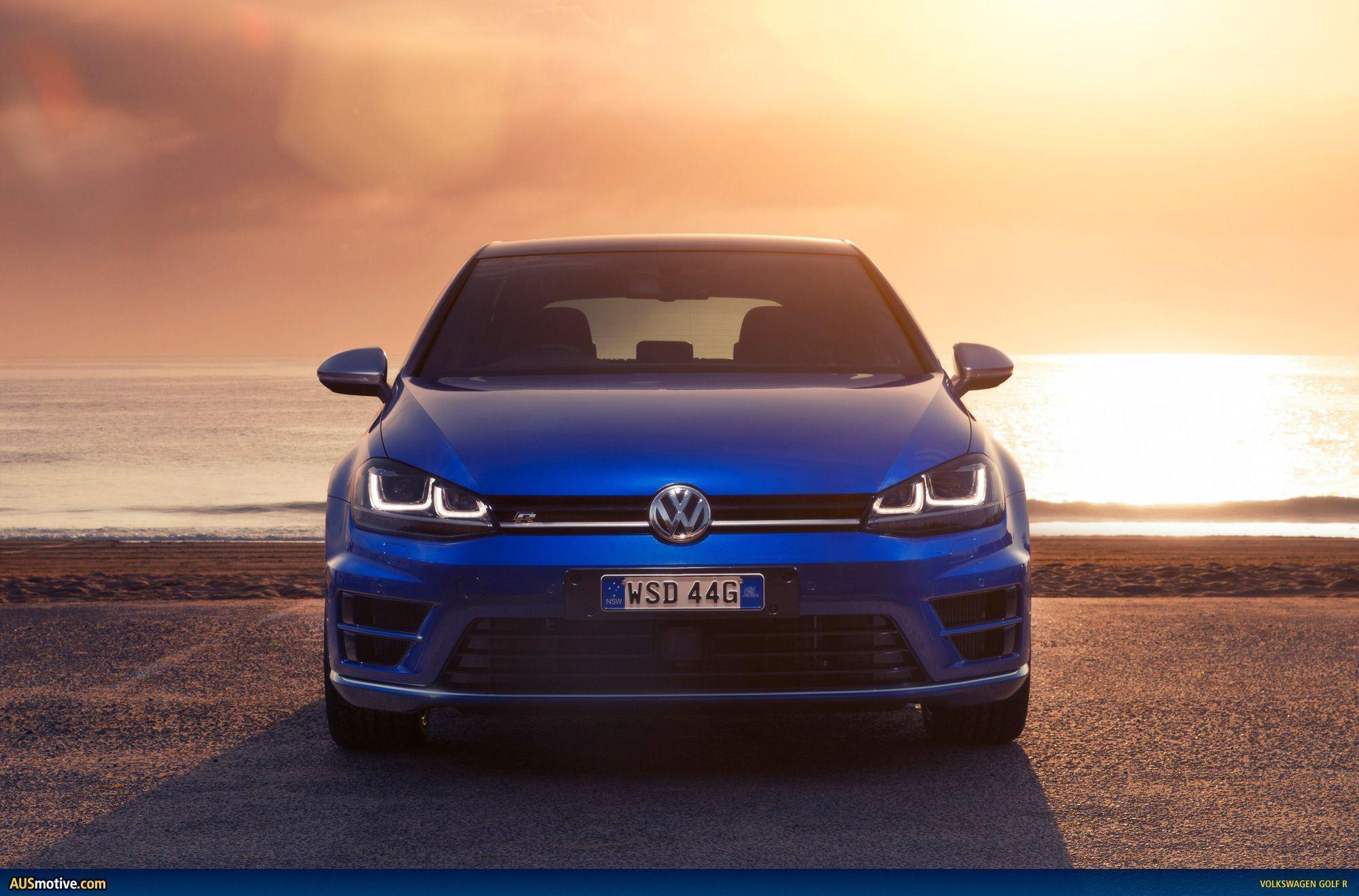Alpha N VW Golf 6 R 2014 Widescreen Exotic Car Wallpaper 03 Of 8