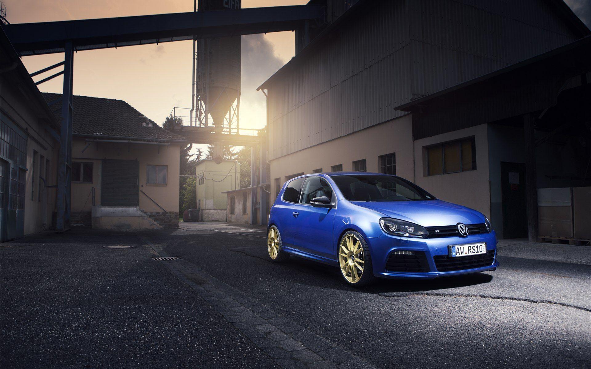 Volkswagen Golf R Wallpapers Wallpaper Cave
