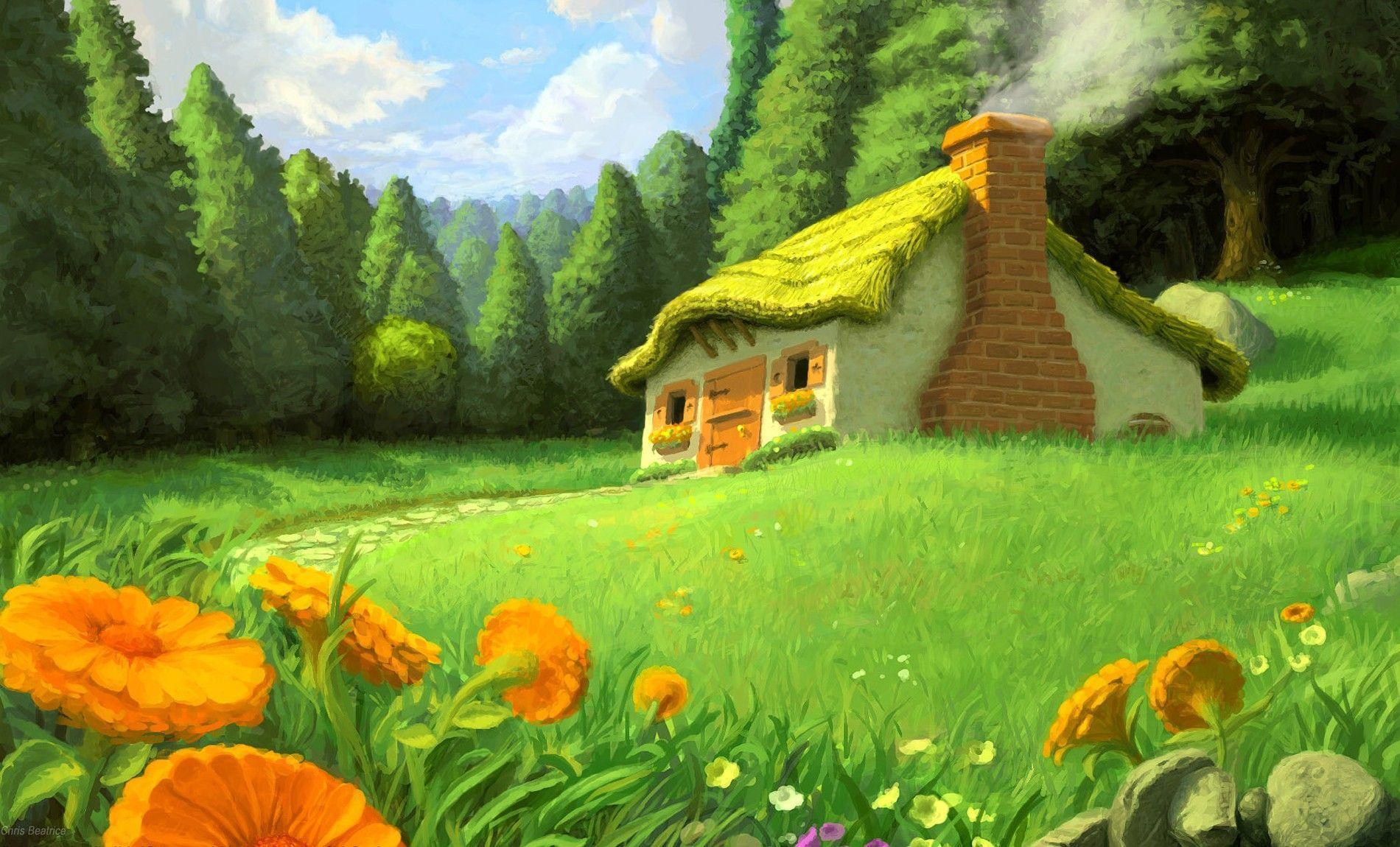 Nature Wallpaper ›› Hd Fantasy Nature Wallpapers | Funonsite
