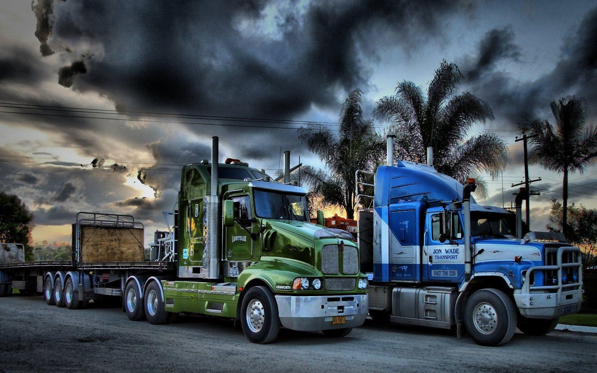 303 Truck HD Wallpapers