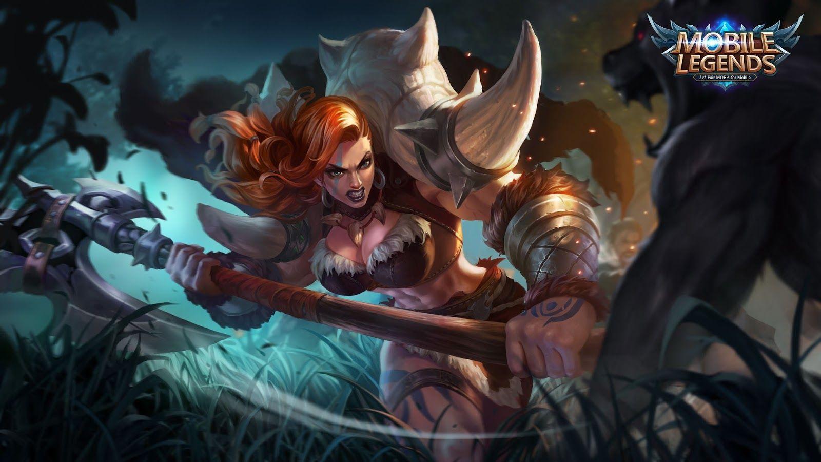 Elegant Mobile Legends New Hero Hilda U2013 Power Of Megalith | Web Junkies